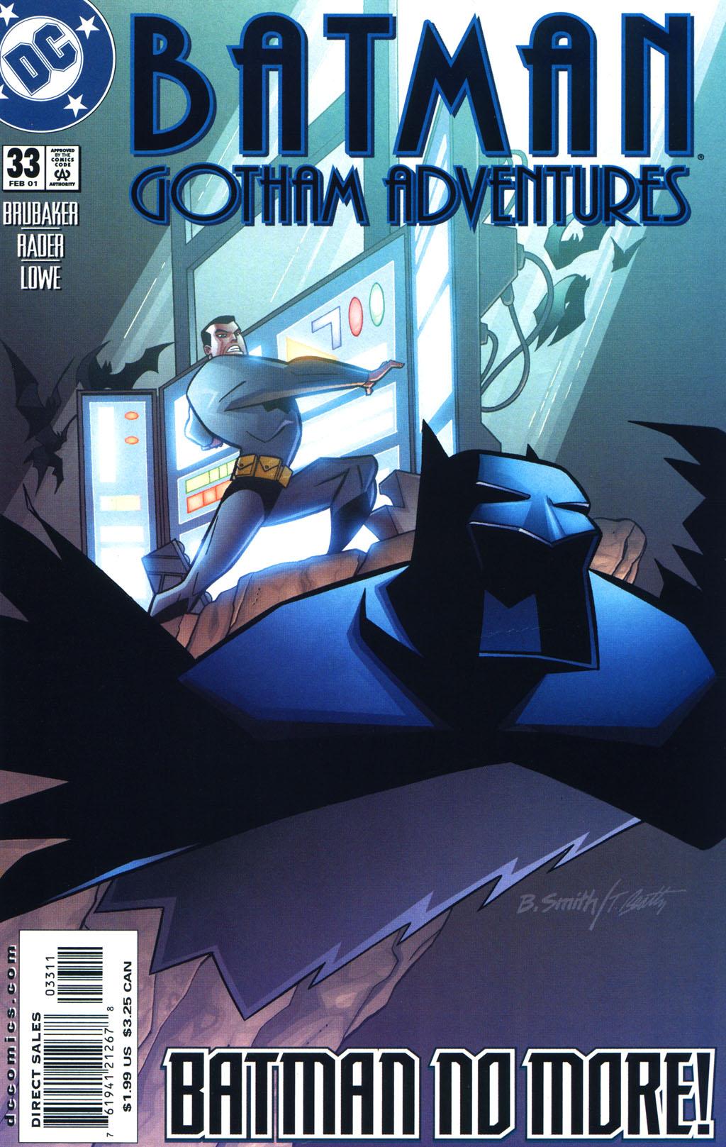 Batman: Gotham Adventures 33 Page 1