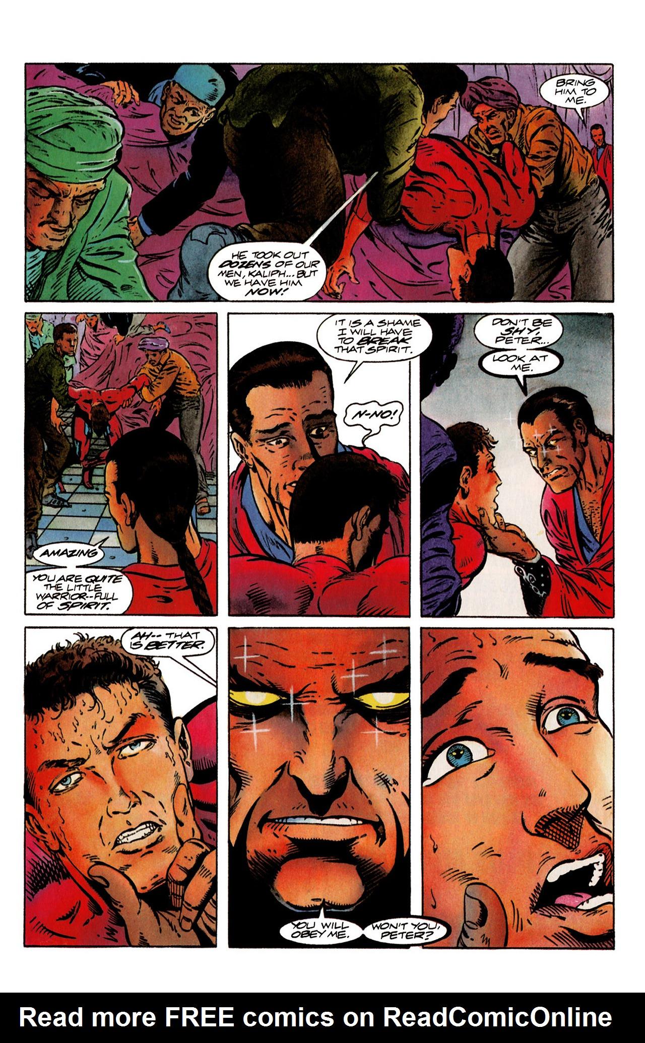 Read online Harbinger (1992) comic -  Issue #20 - 17