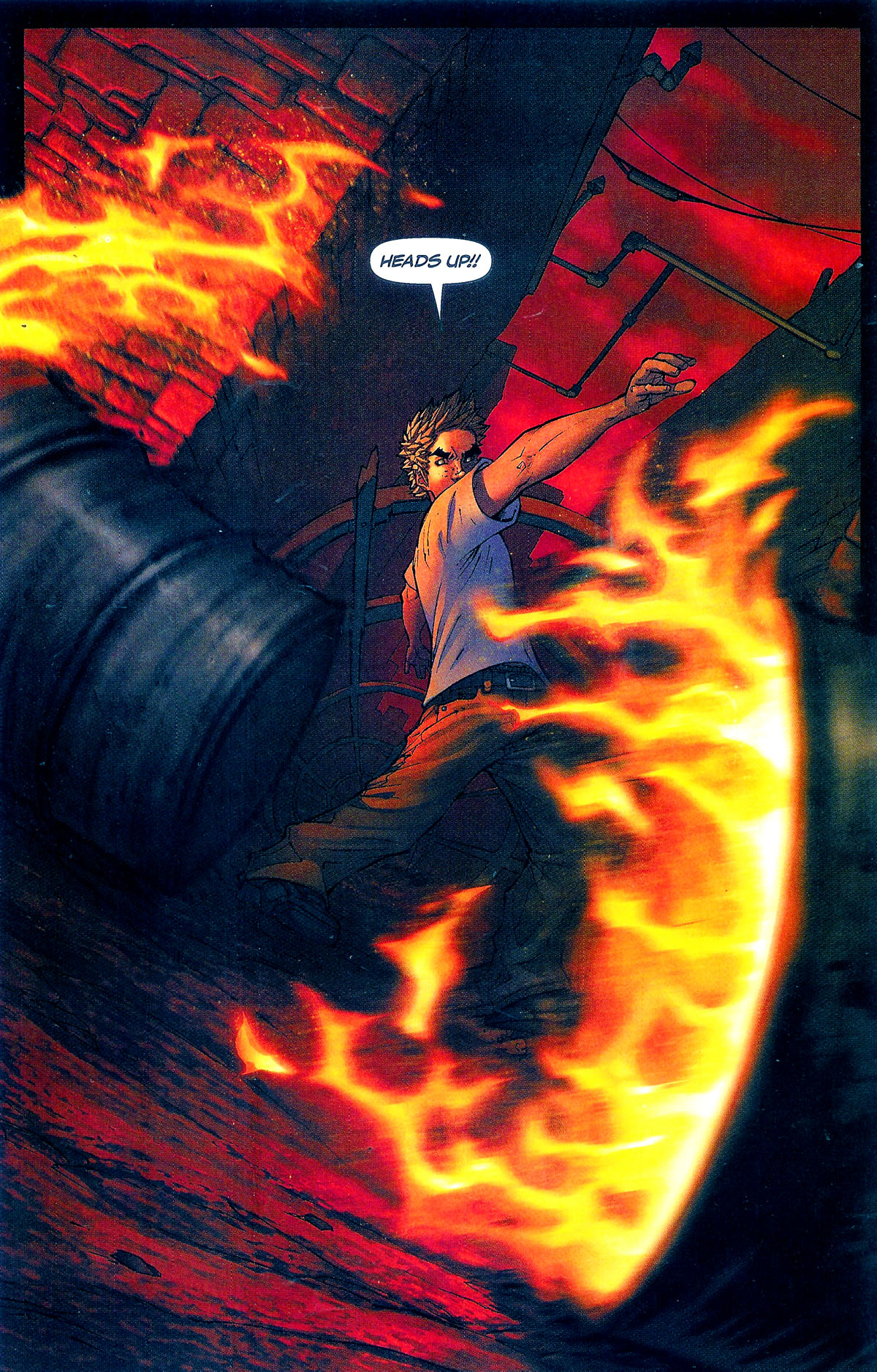 Read online Shrugged (2006) comic -  Issue #5 - 15