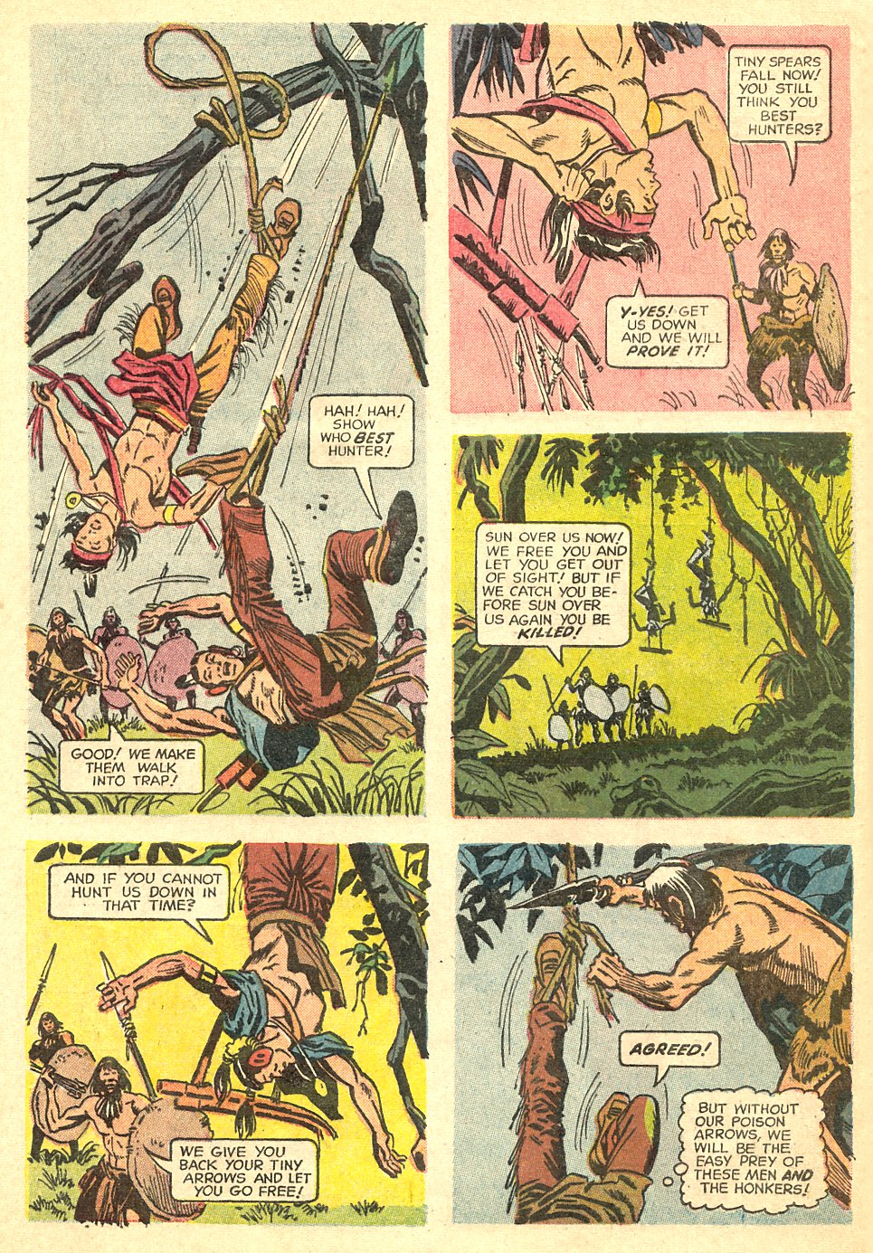 Read online Turok, Son of Stone comic -  Issue #68 - 8
