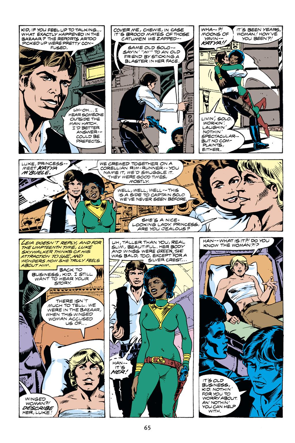 Read online Star Wars Omnibus comic -  Issue # Vol. 14 - 65