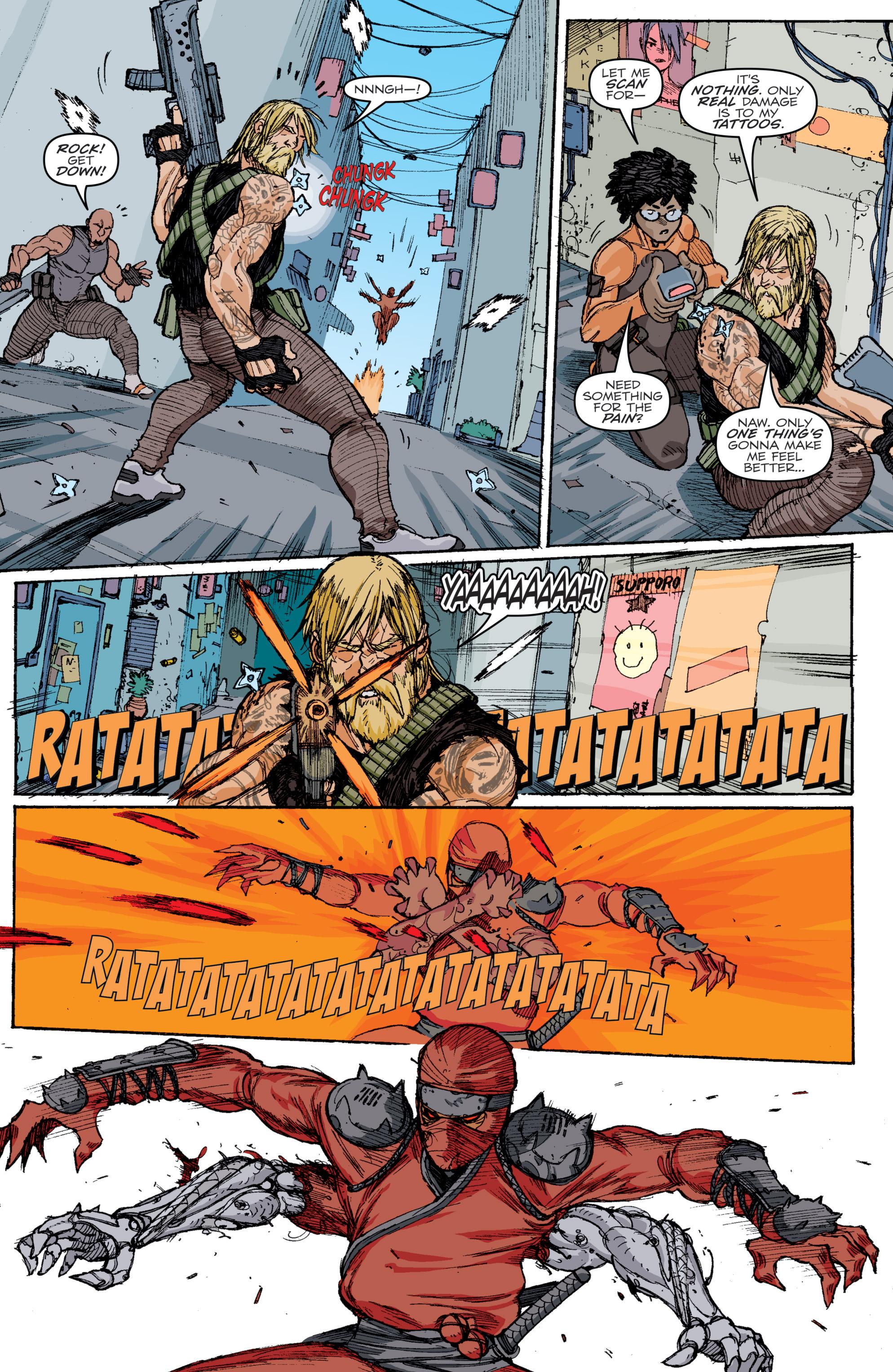 Read online G.I. Joe: A Real American Hero comic -  Issue #240 - 28