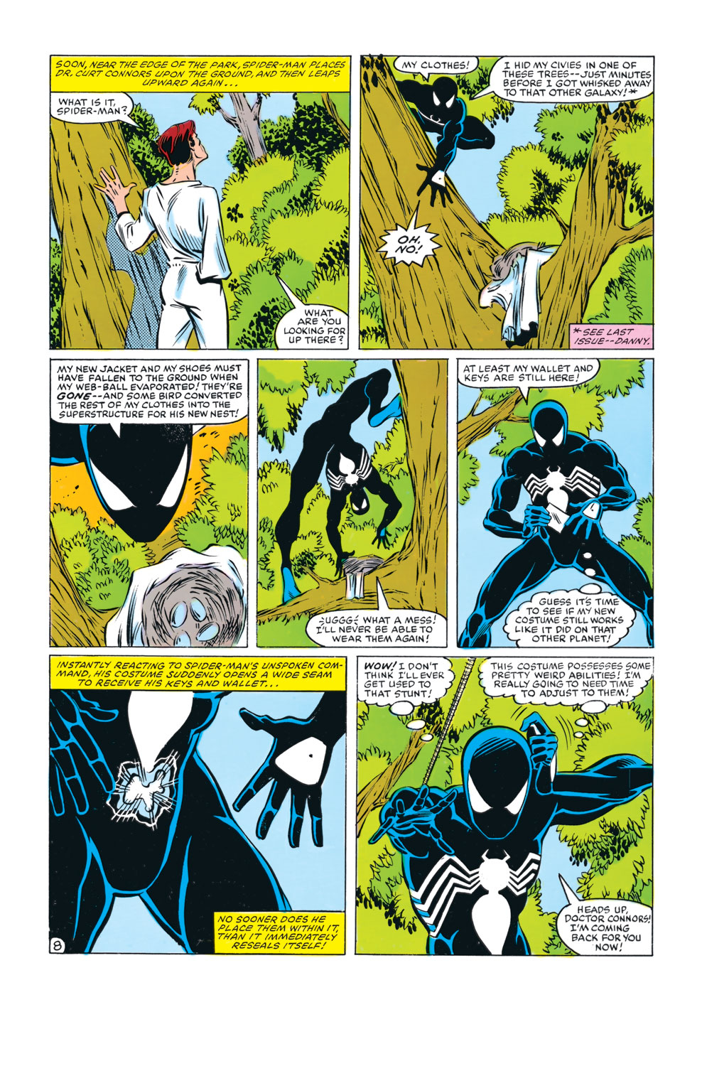 The Amazing Spider-Man (1963) 252 Page 8