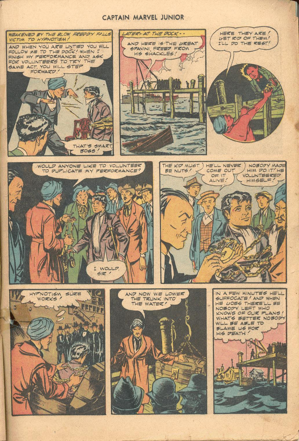 Captain Marvel, Jr. issue 38 - Page 26