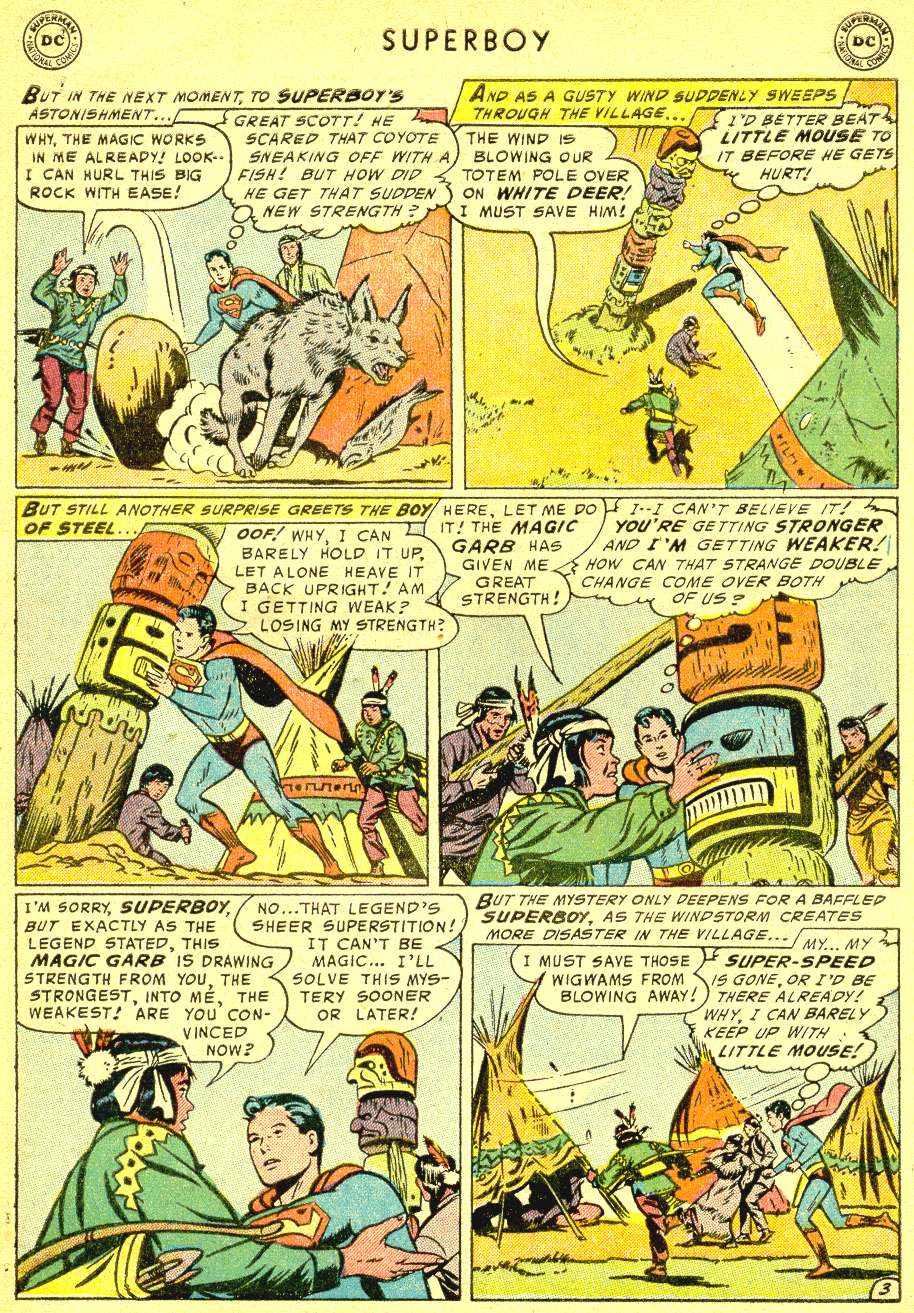 Superboy (1949) issue 41 - Page 4