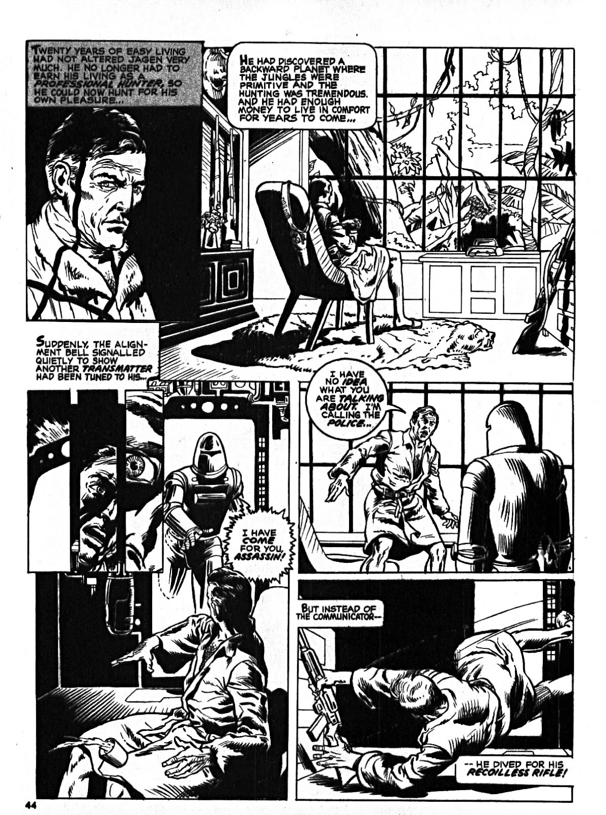 Scream (1973) issue 8 - Page 42