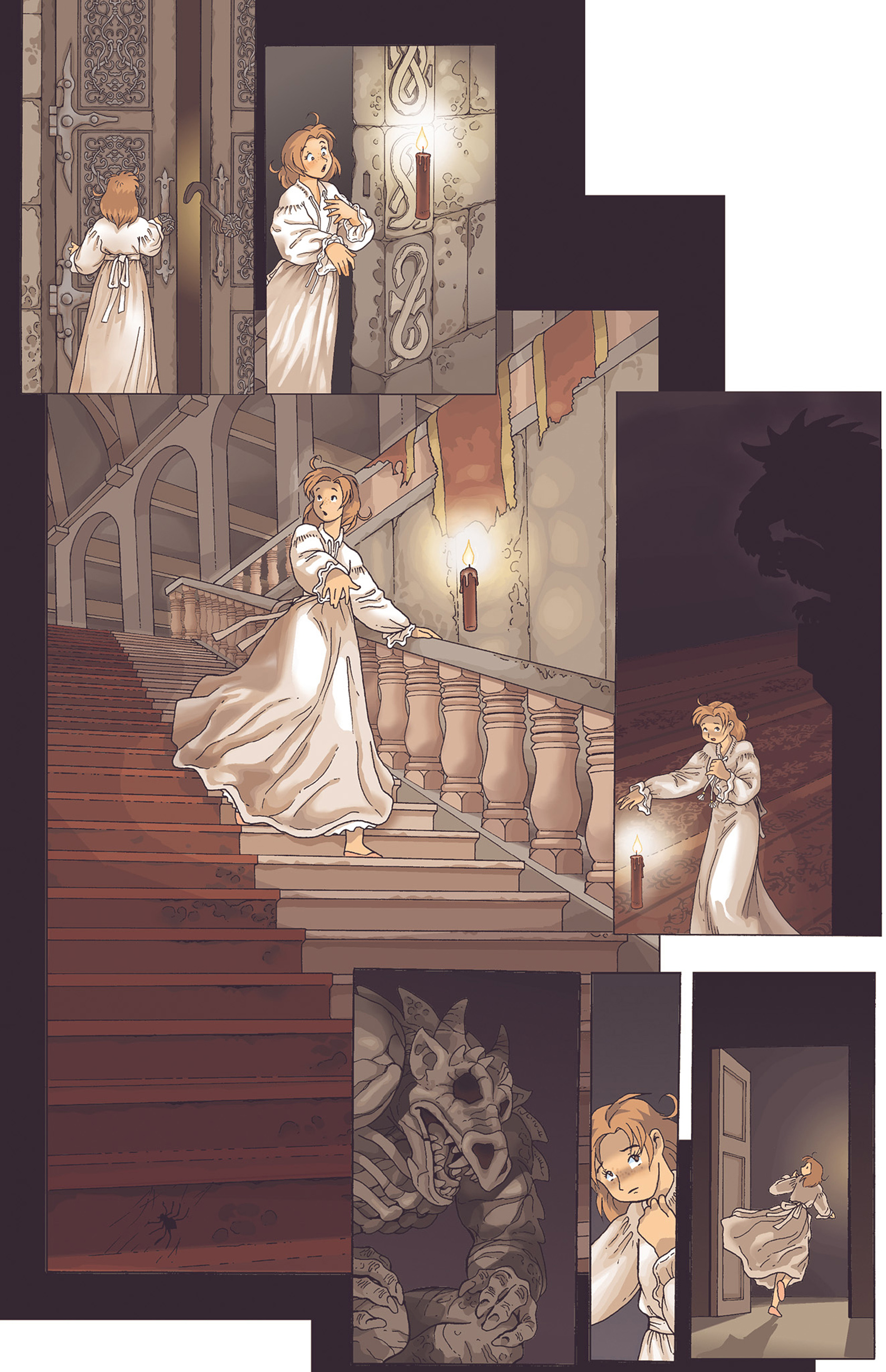Read online Courageous Princess comic -  Issue # TPB 1 - 44