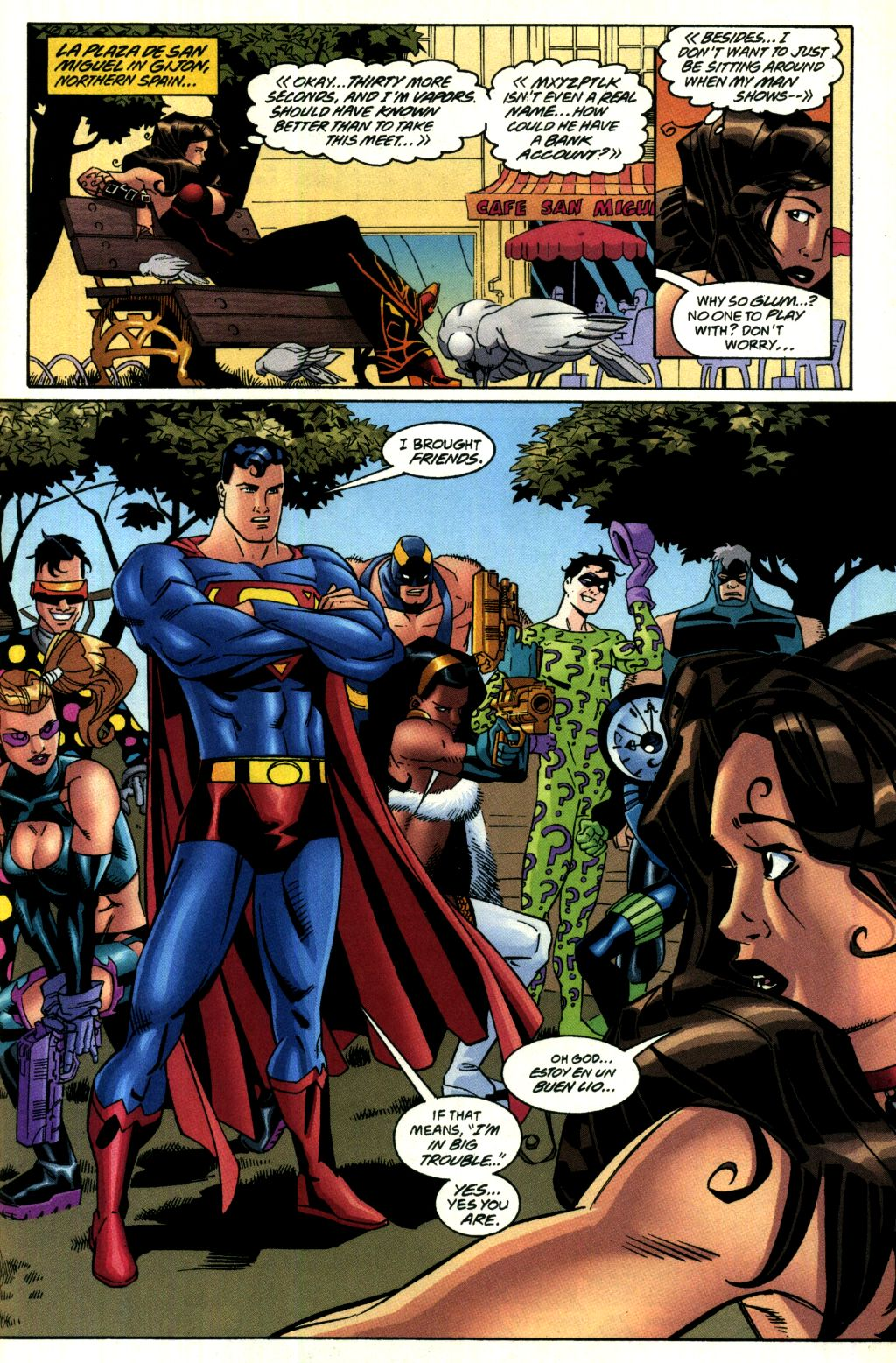 Action Comics (1938) 760 Page 19