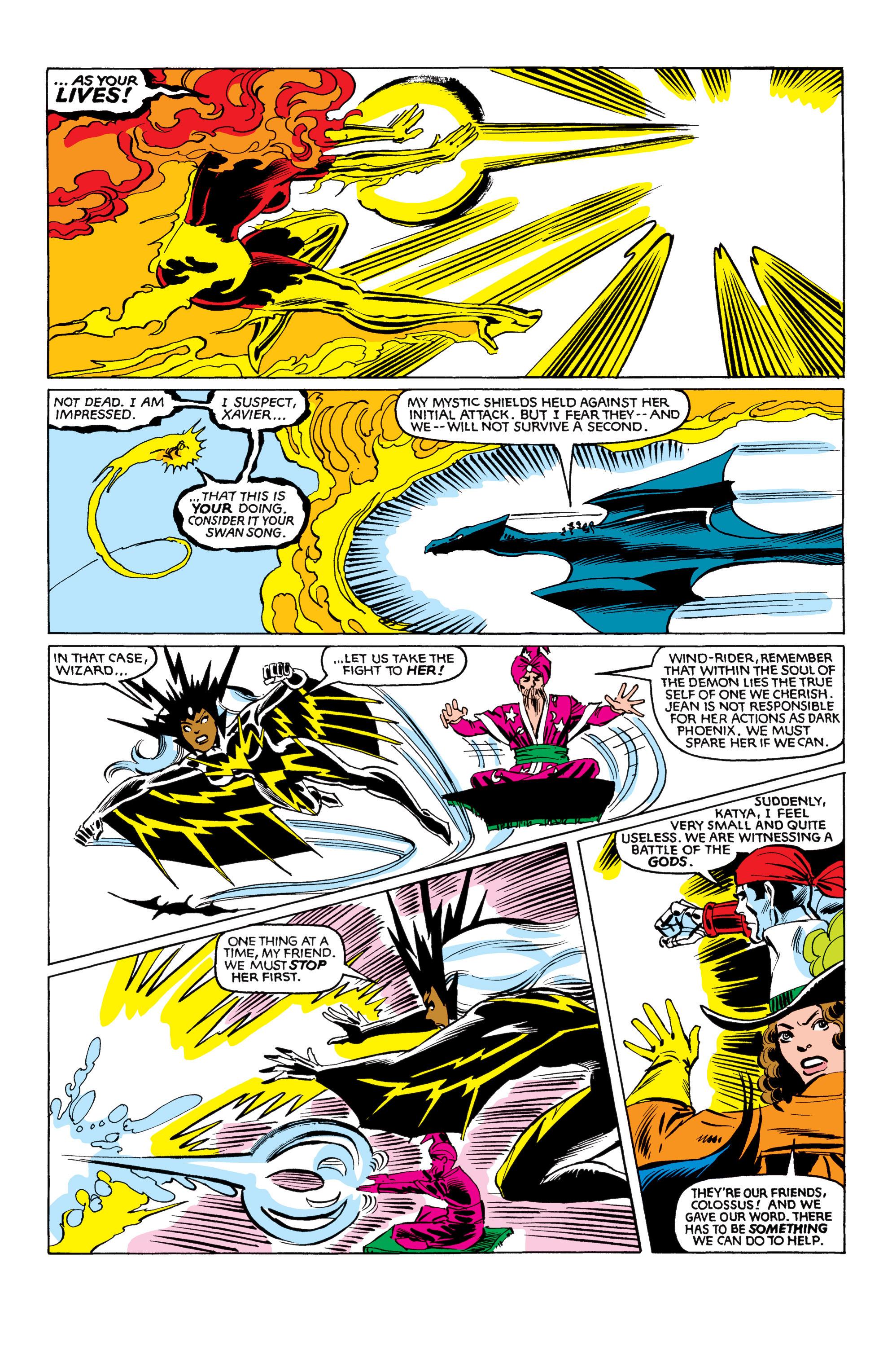 Read online Uncanny X-Men (1963) comic -  Issue #153 - 19