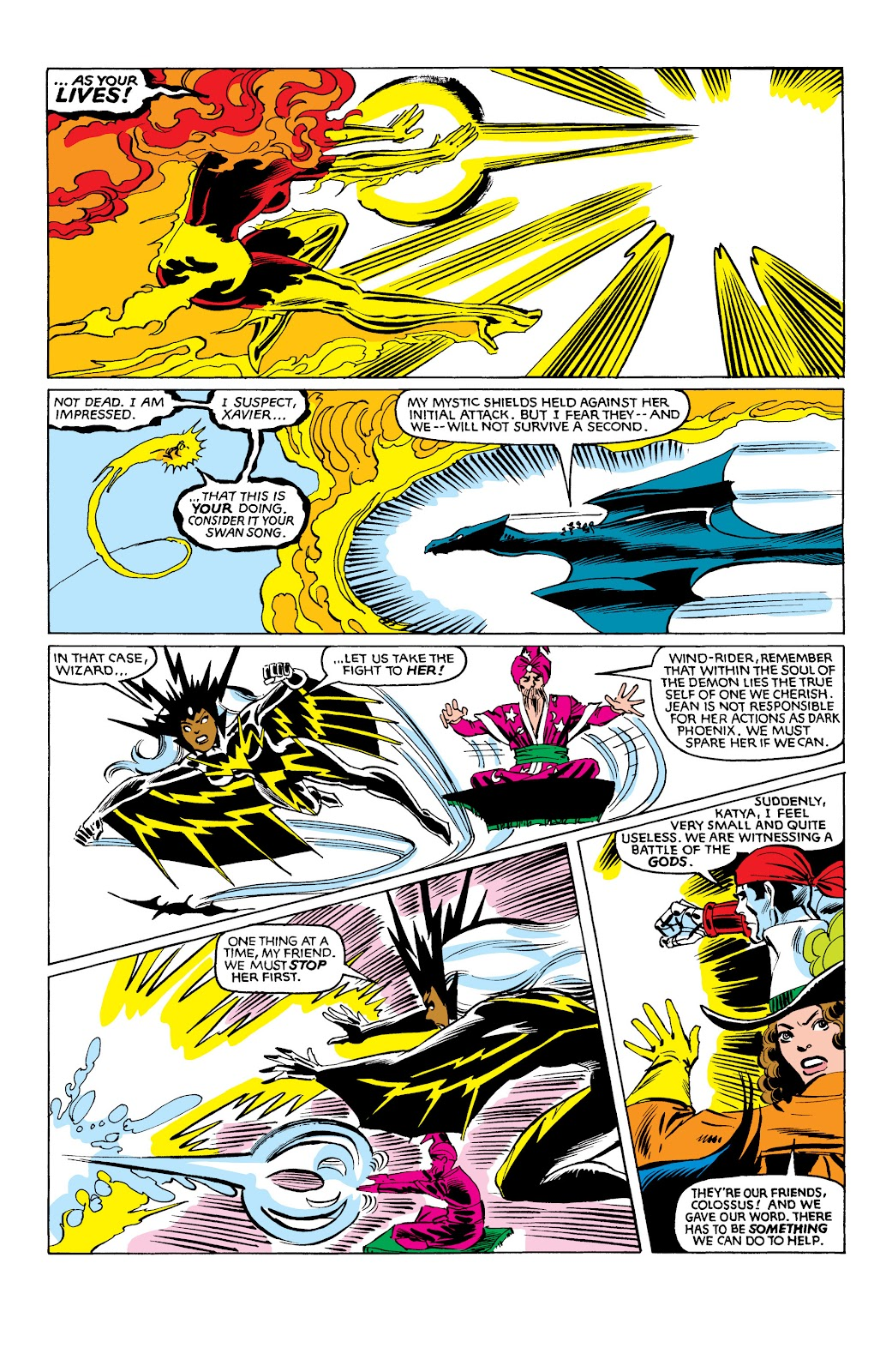 Uncanny X-Men (1963) issue 153 - Page 19