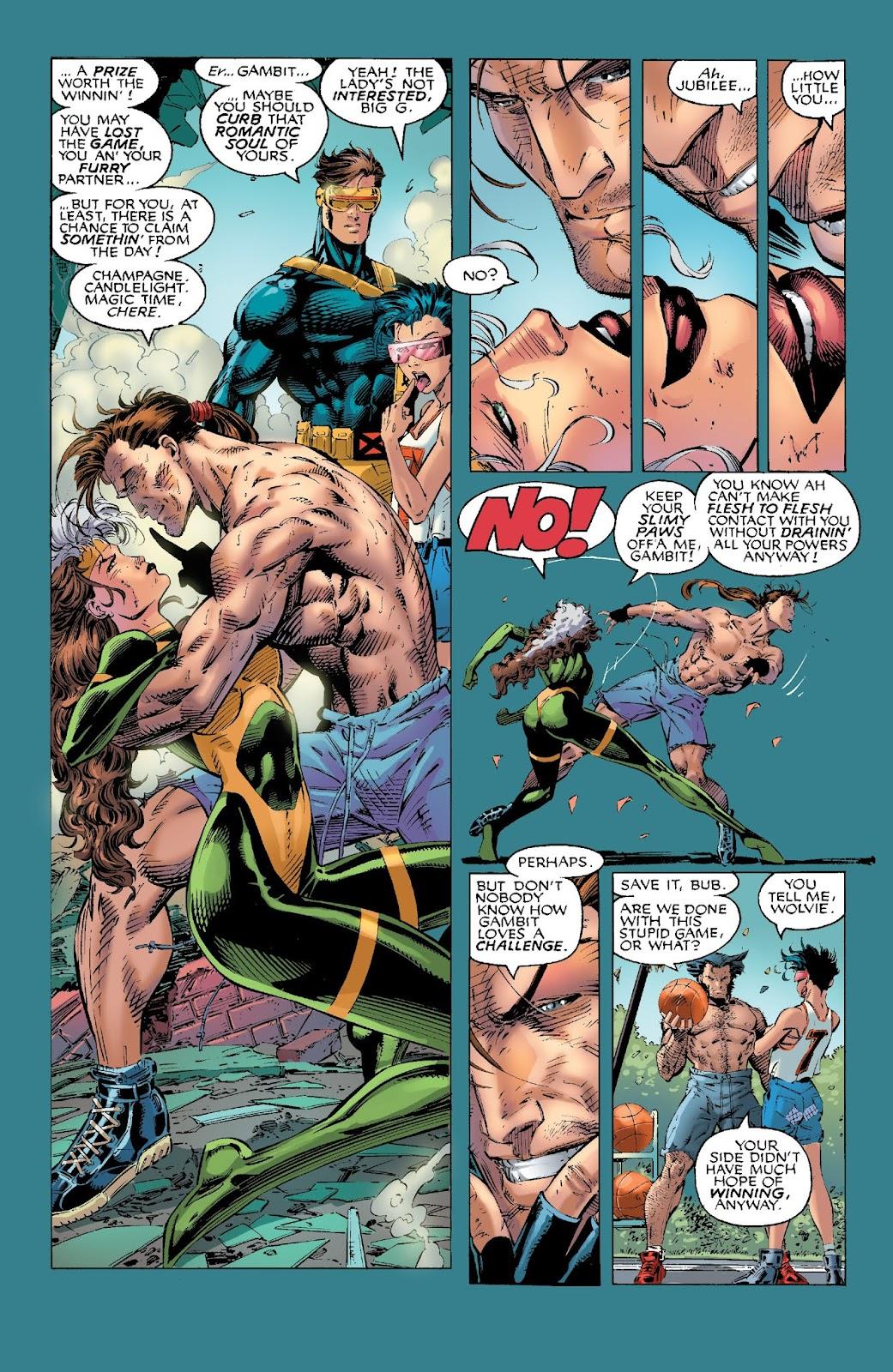 X-Men: Mutant Genesis 2.0 TPB_(Part_2) Page 1