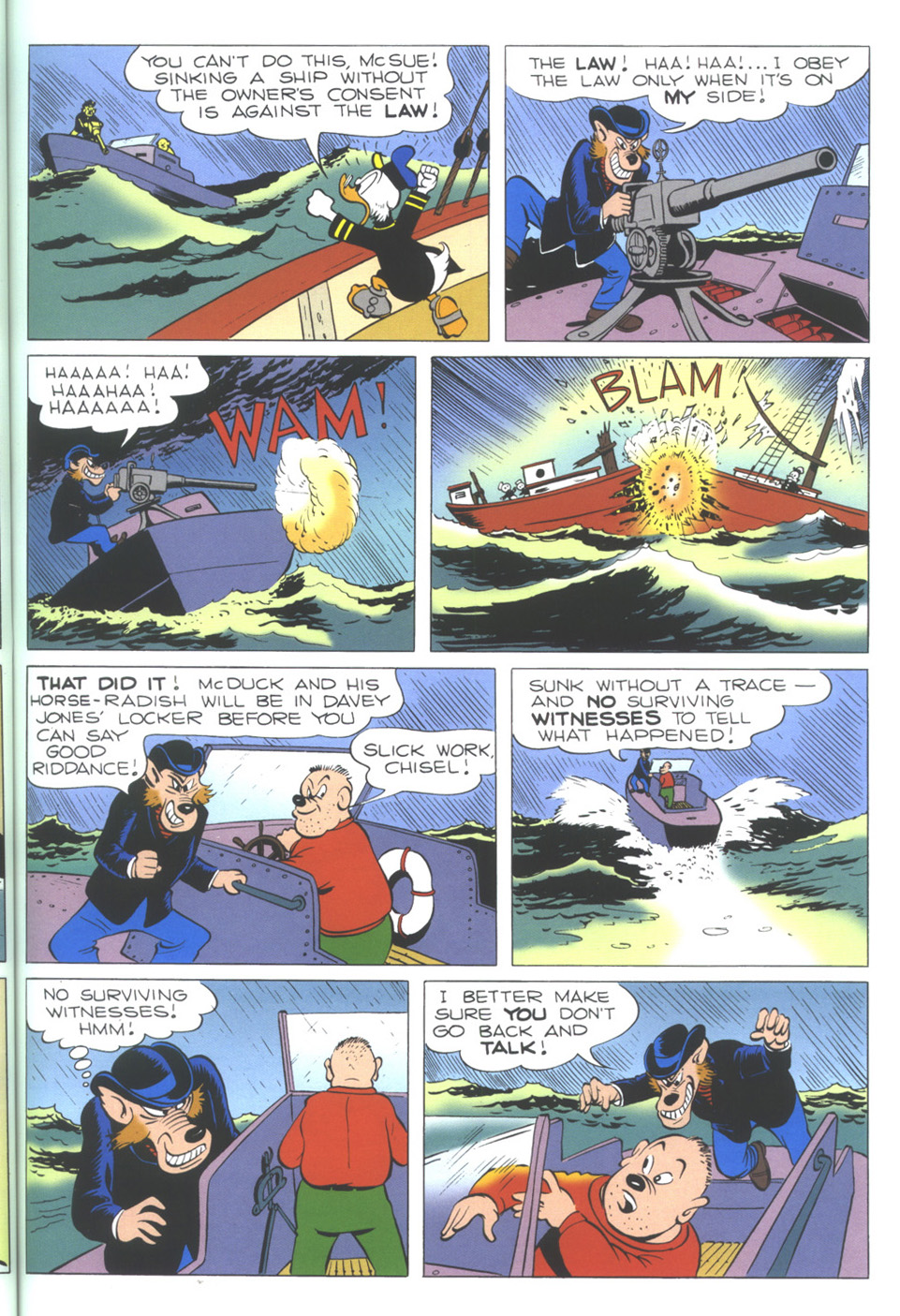 Read online Uncle Scrooge (1953) comic -  Issue #338 - 19