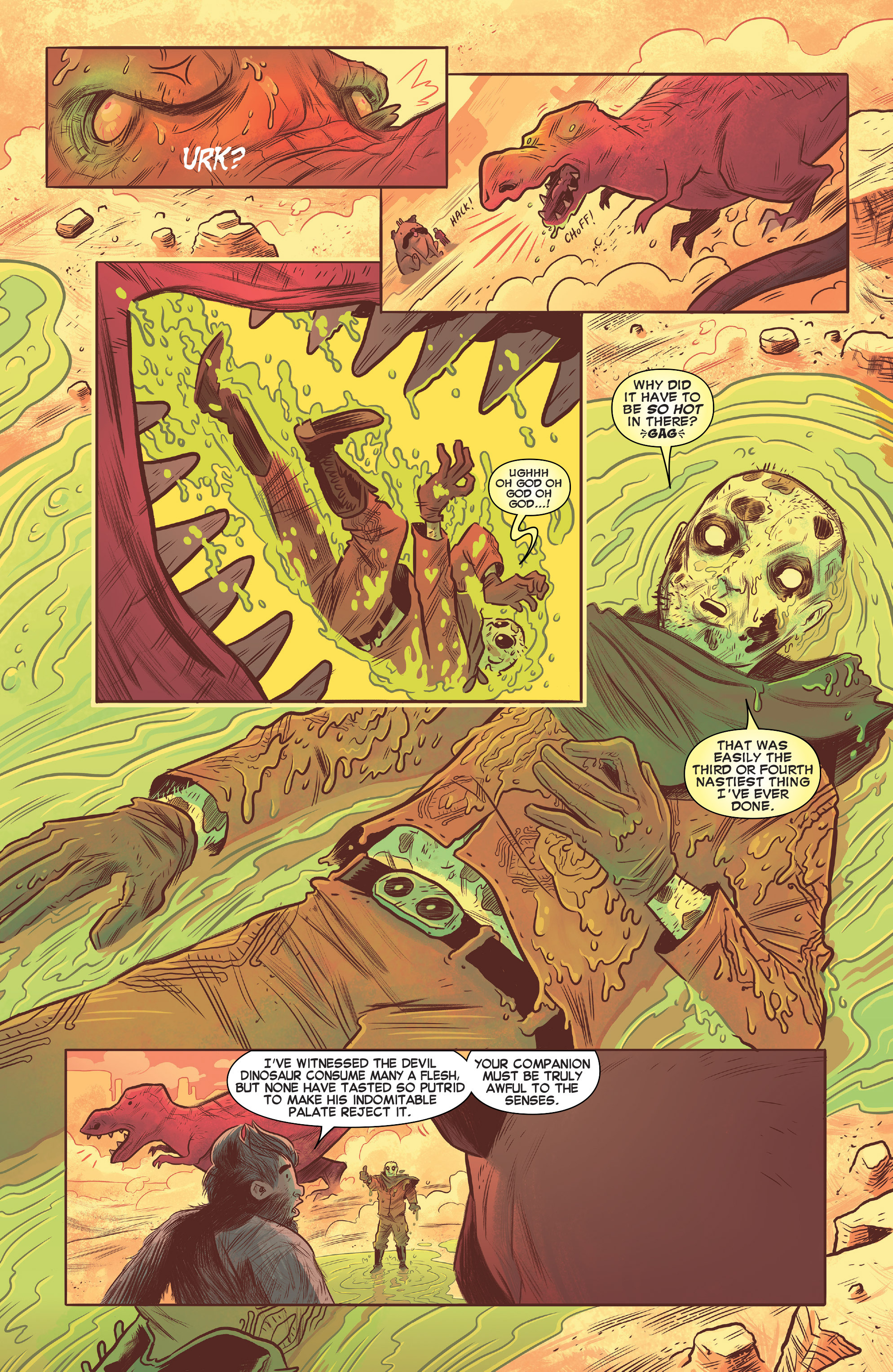 Read online Secret Wars: Battleworld comic -  Issue #3 - 18