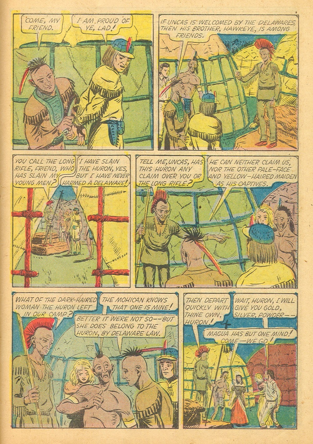 Classics Illustrated issue 4 - Page 55