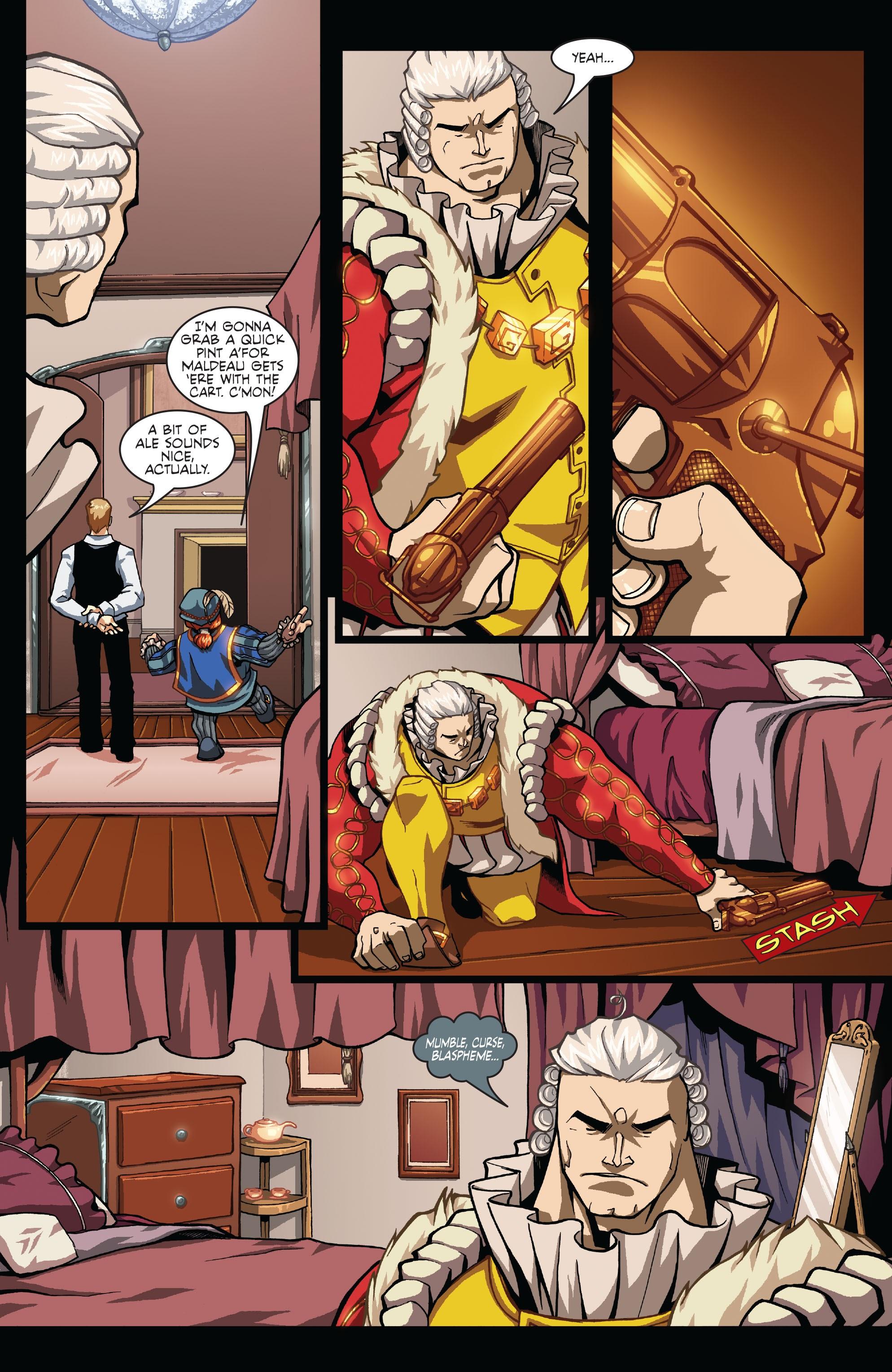 Read online Skullkickers comic -  Issue #7 - 11