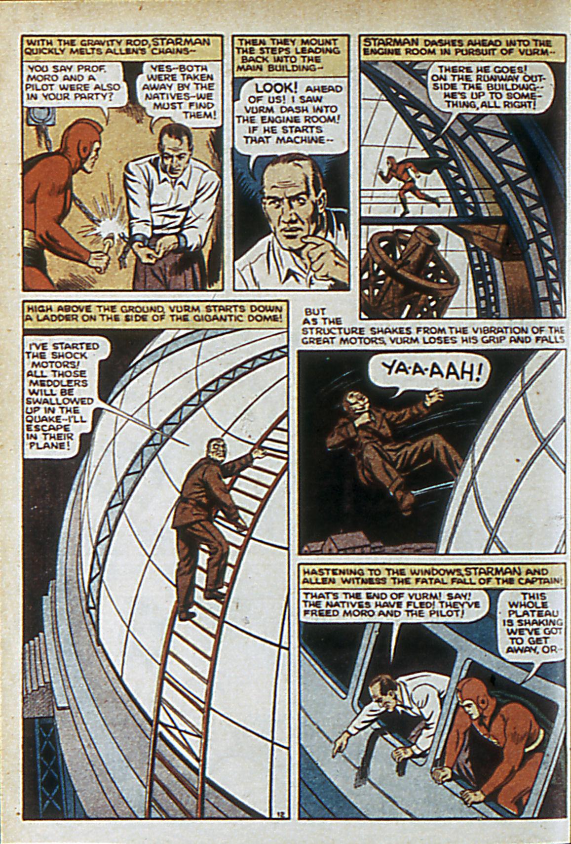 Read online Adventure Comics (1938) comic -  Issue #63 - 15