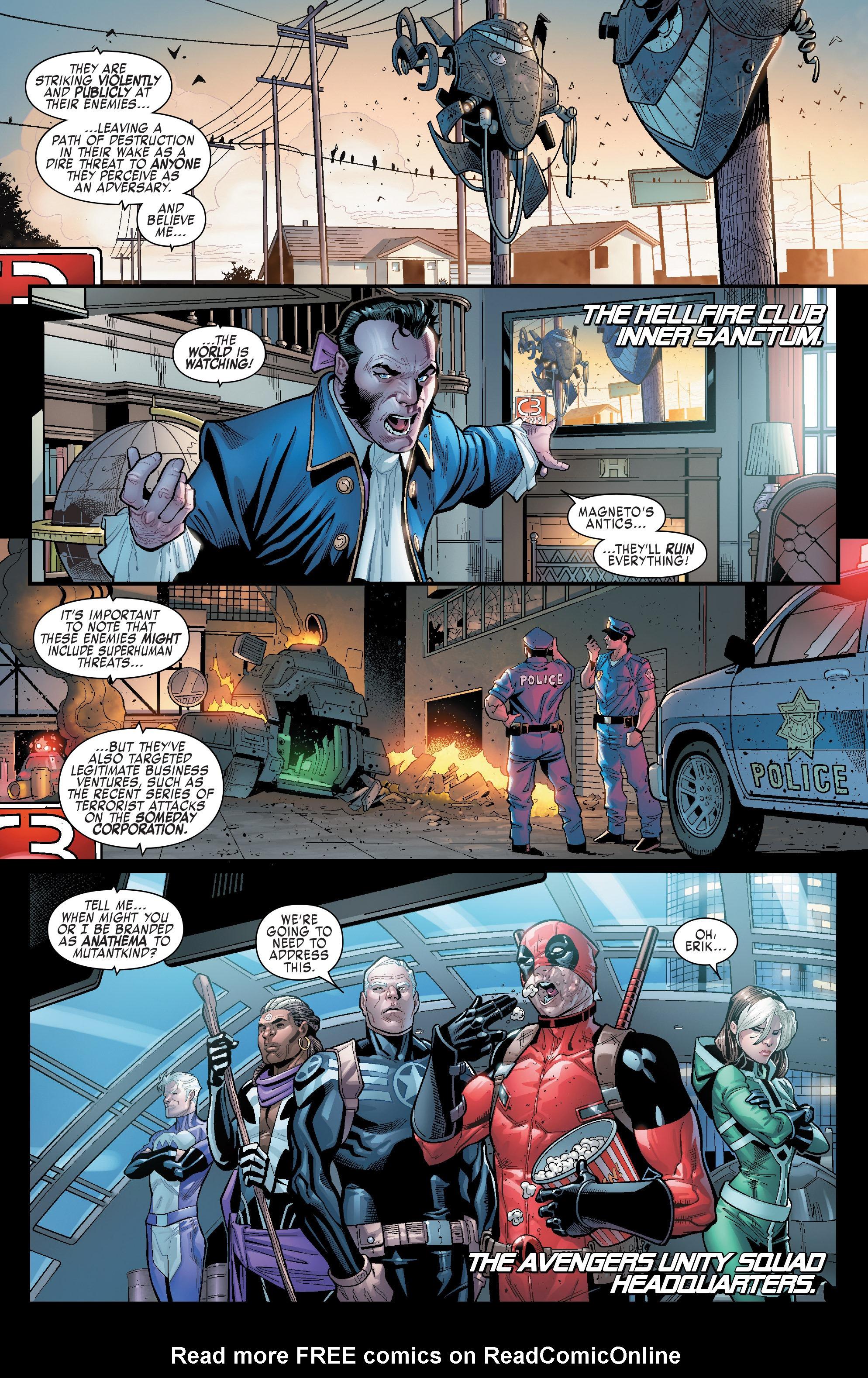 Read online Uncanny X-Men (2016) comic -  Issue #6 - 25