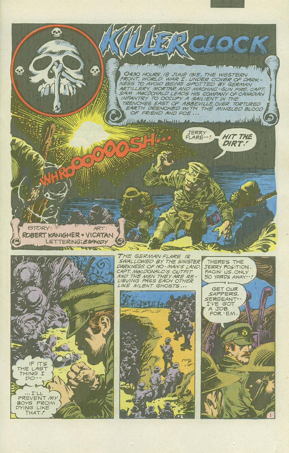 Read online Sgt. Rock comic -  Issue #415 - 24