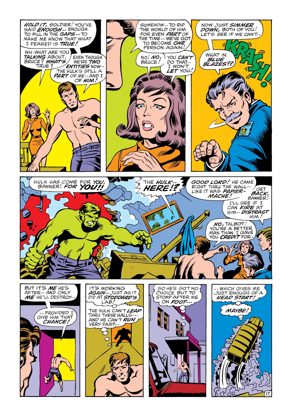 Read online Marvel Masterworks: The Incredible Hulk comic -  Issue # TPB 6 (Part 2) - 90
