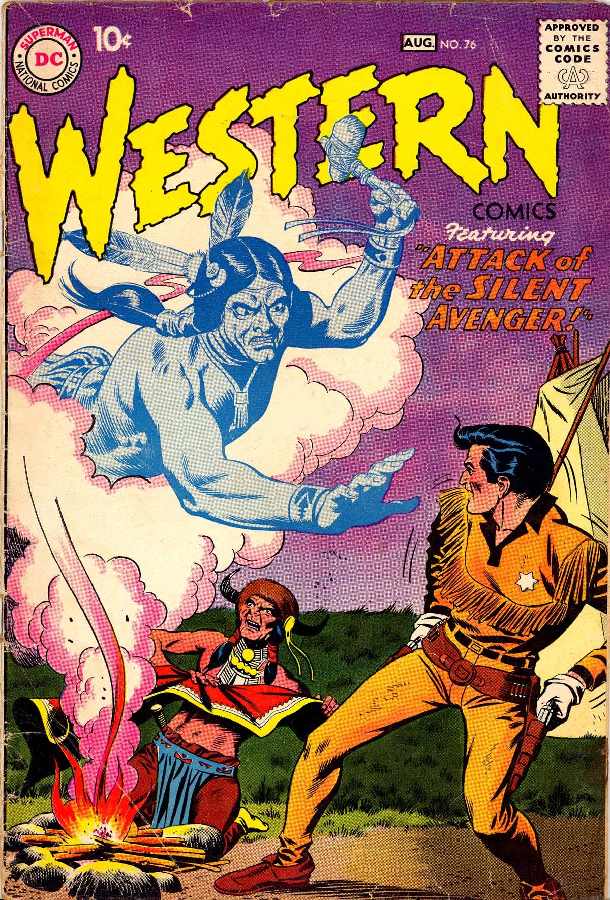 Western Comics 76 Page 1