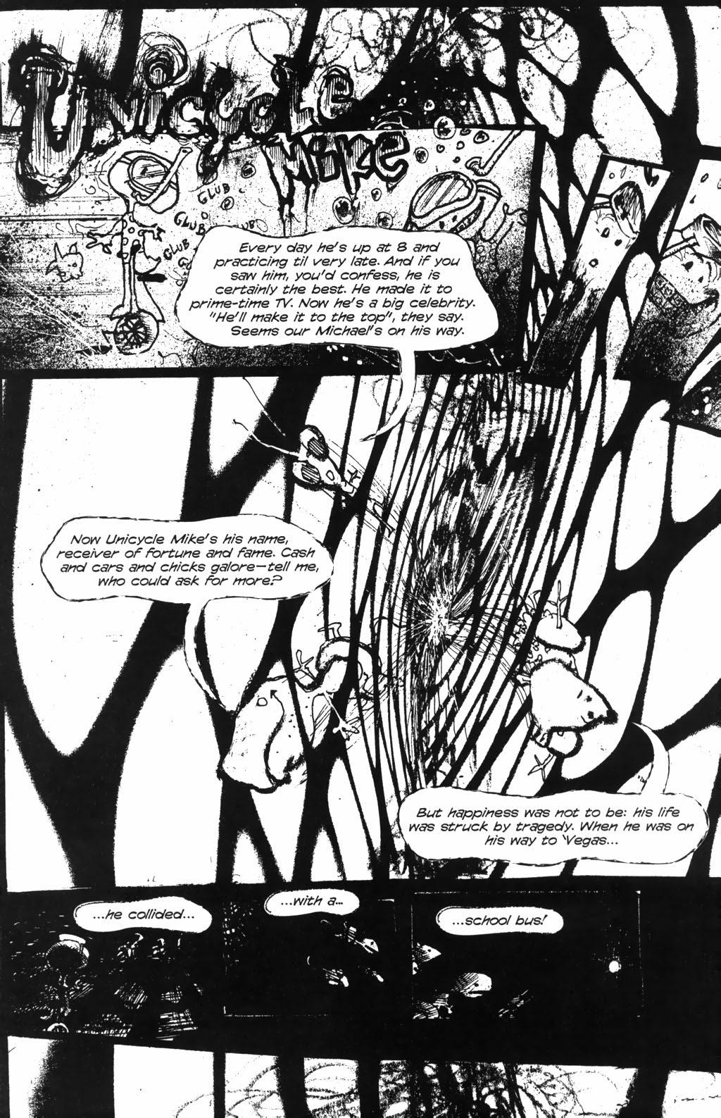 Read online Ojo comic -  Issue #2 - 15