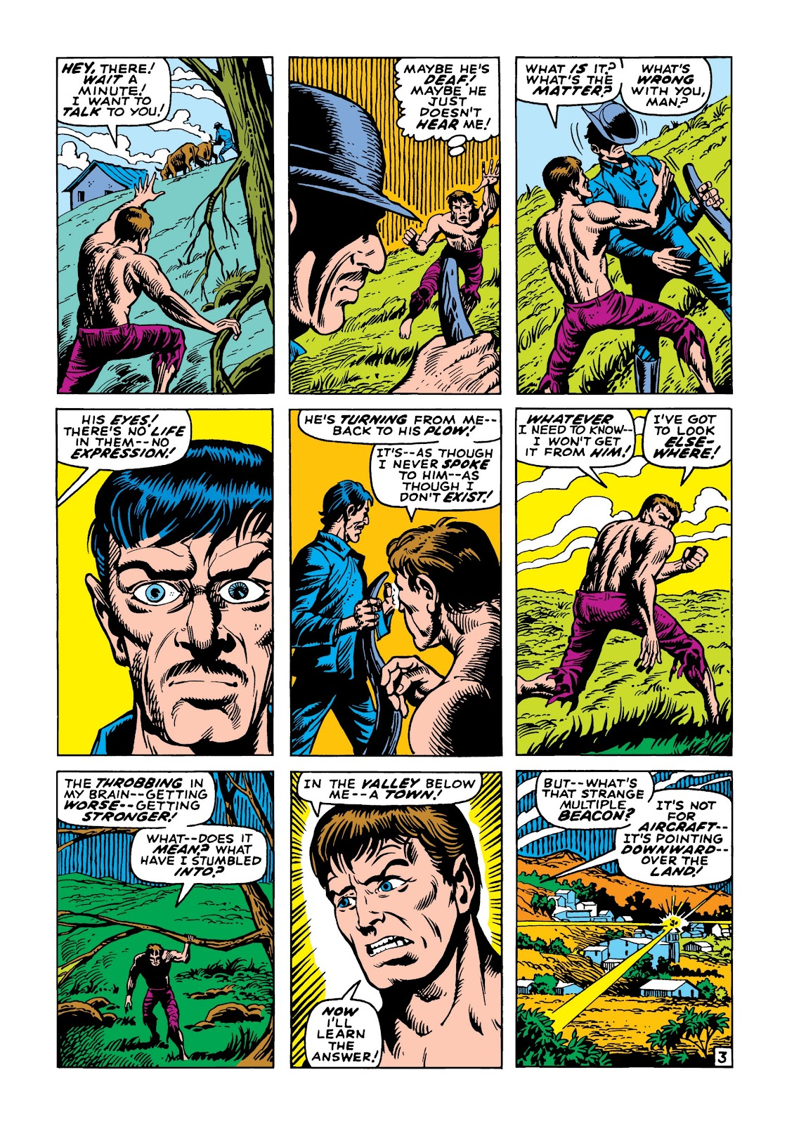 Read online Marvel Masterworks: The Incredible Hulk comic -  Issue # TPB 5 (Part 2) - 77