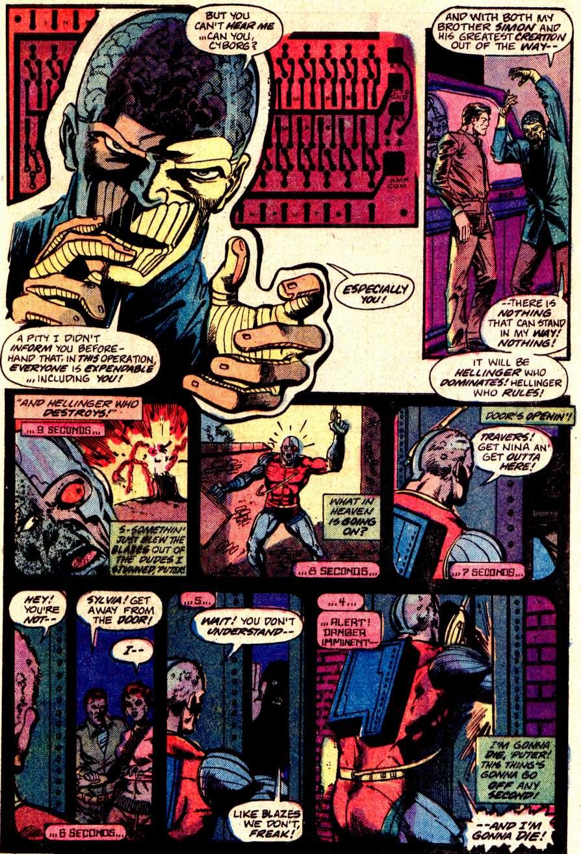 Read online Astonishing Tales (1970) comic -  Issue #34 - 4