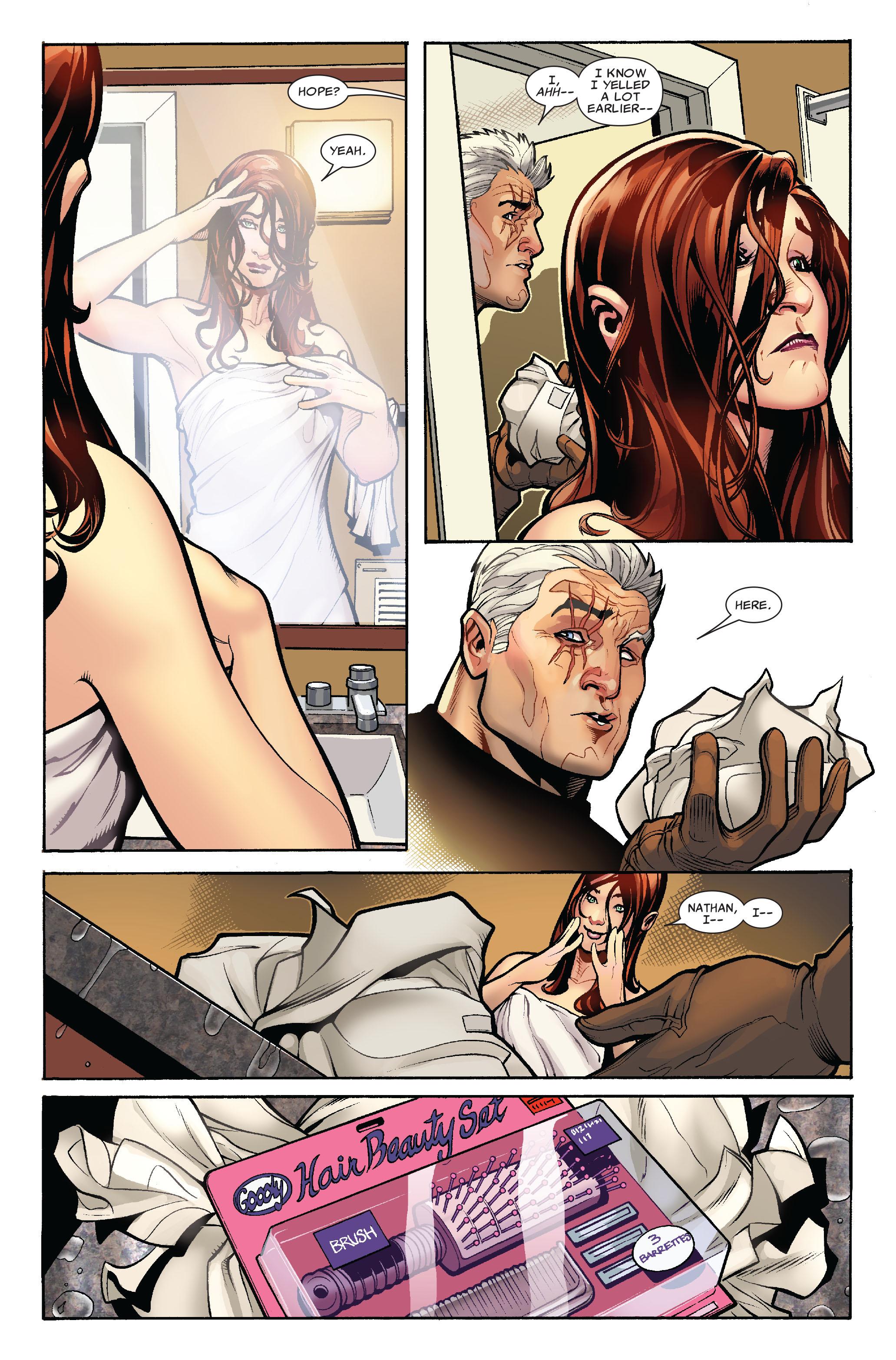 Read online Uncanny X-Men (1963) comic -  Issue #523 - 16