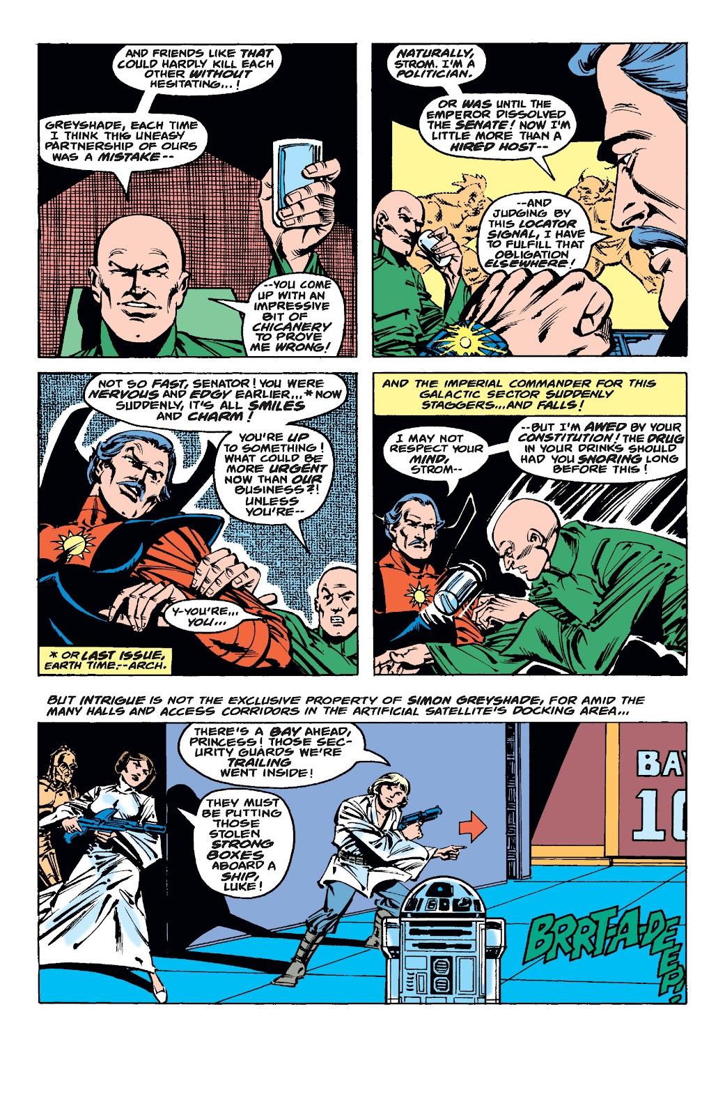 Read online Star Wars Legends: The Original Marvel Years - Epic Collection comic -  Issue # TPB 1 (Part 4) - 93