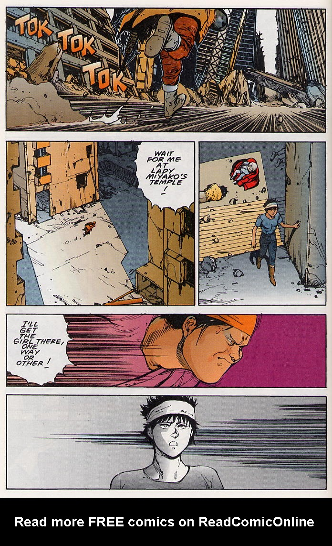 Read online Akira comic -  Issue #19 - 45