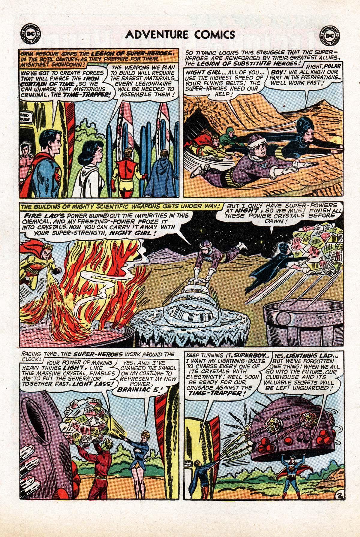 Read online Adventure Comics (1938) comic -  Issue #322 - 4