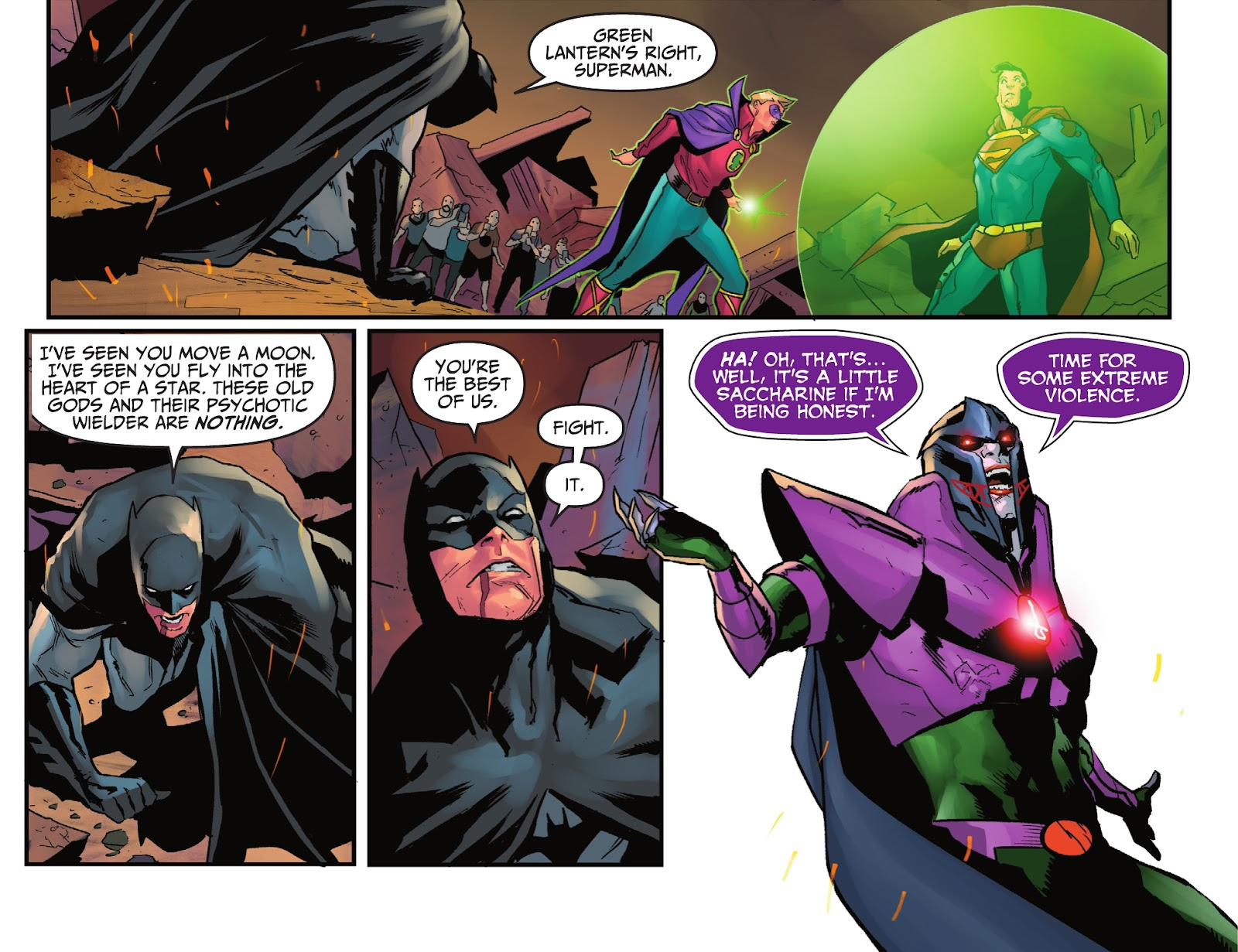 Injustice: Year Zero issue 14 - Page 7