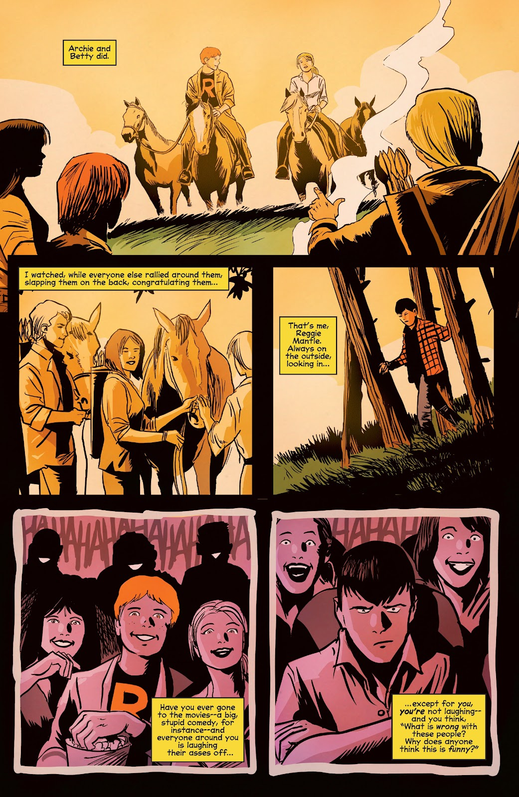 Afterlife with Archie issue 9 - Page 8