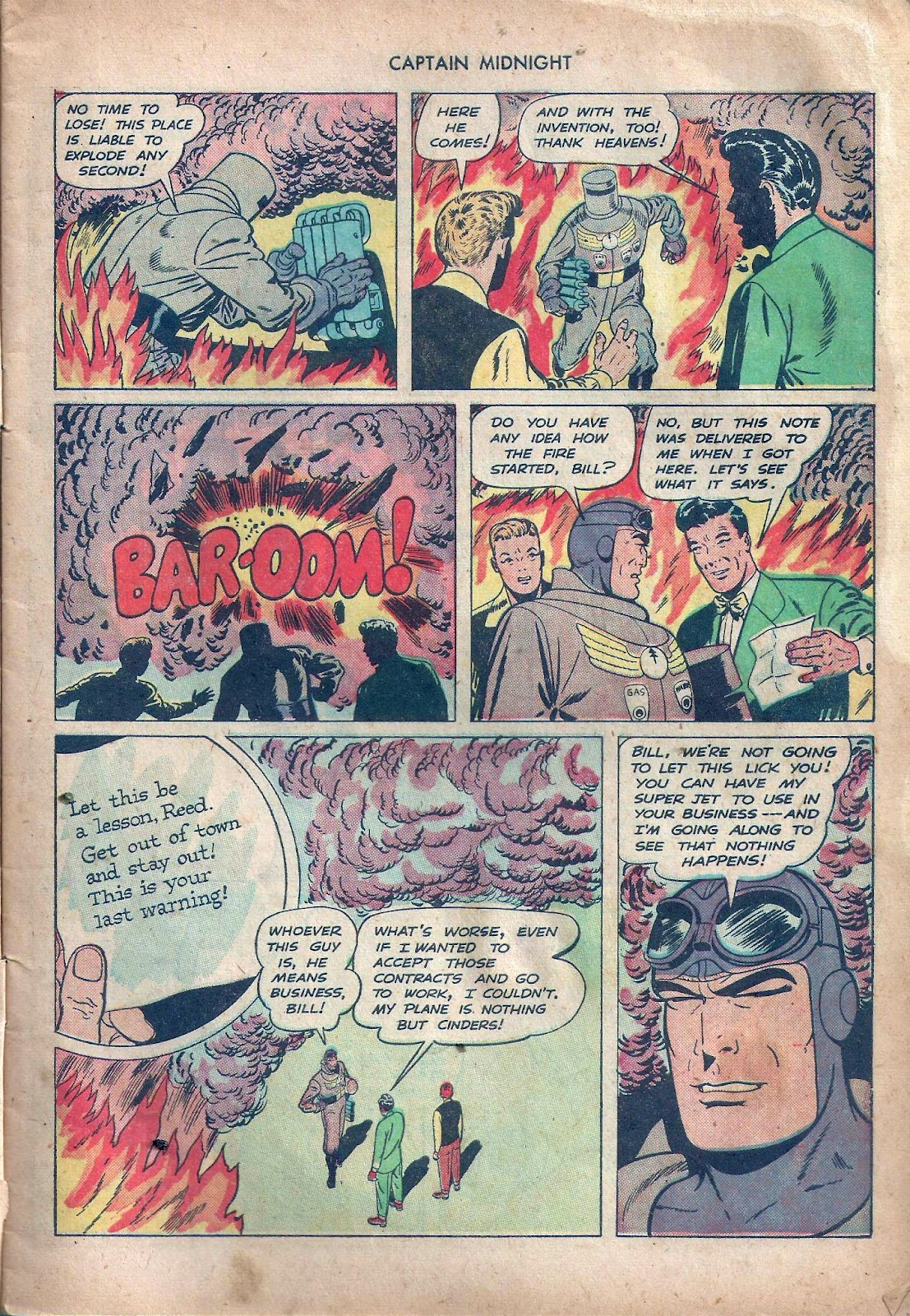 Captain Midnight (1942) issue 59 - Page 6