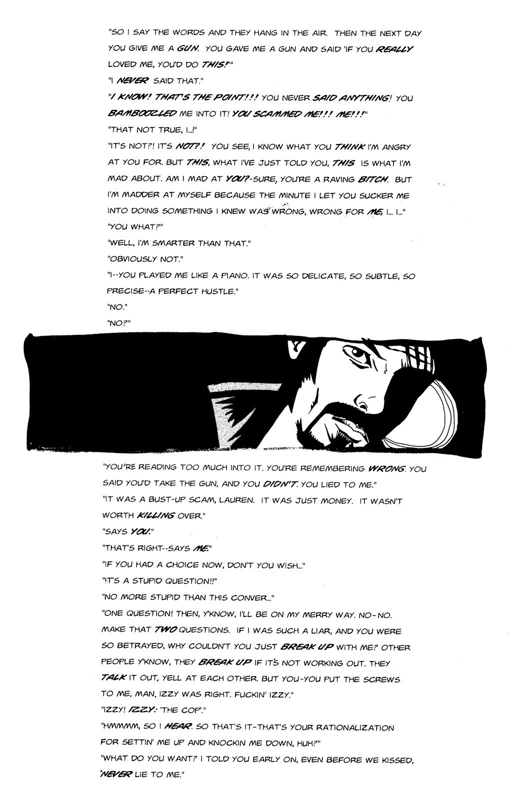 Read online Goldfish comic -  Issue # TPB (Part 2) - 16