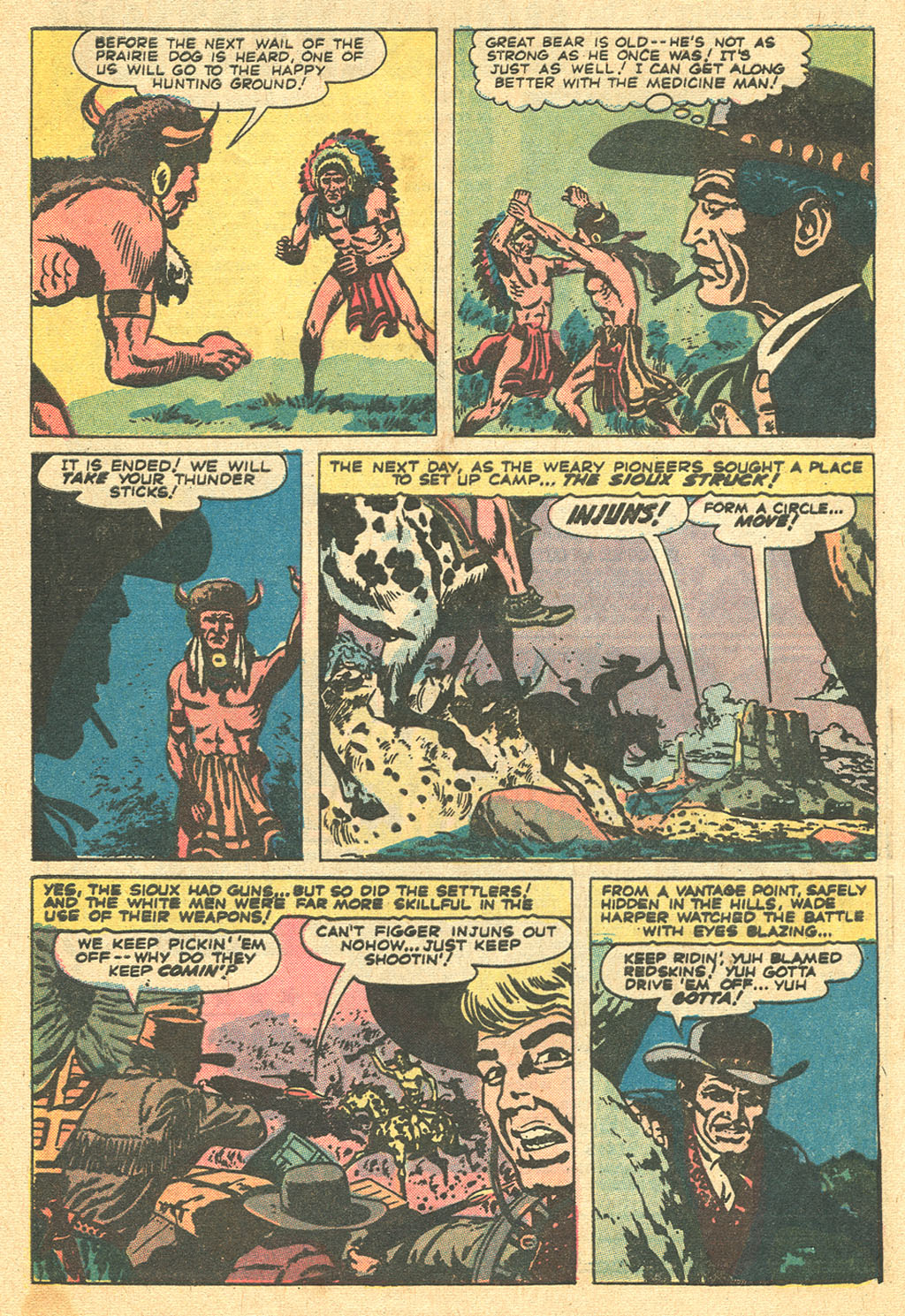 Read online Two-Gun Kid comic -  Issue #107 - 31