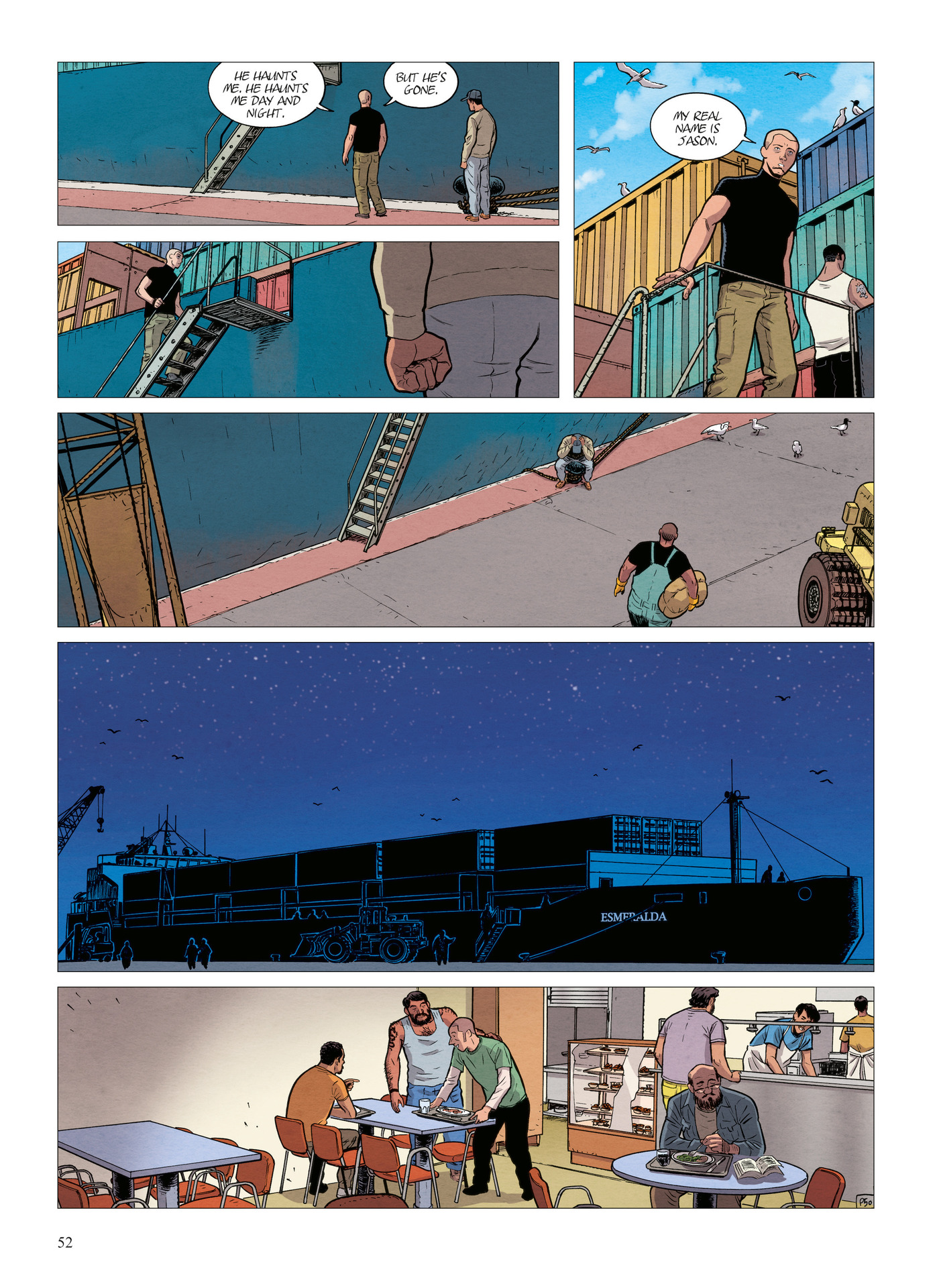 Read online Alter Ego comic -  Issue #5 - 54