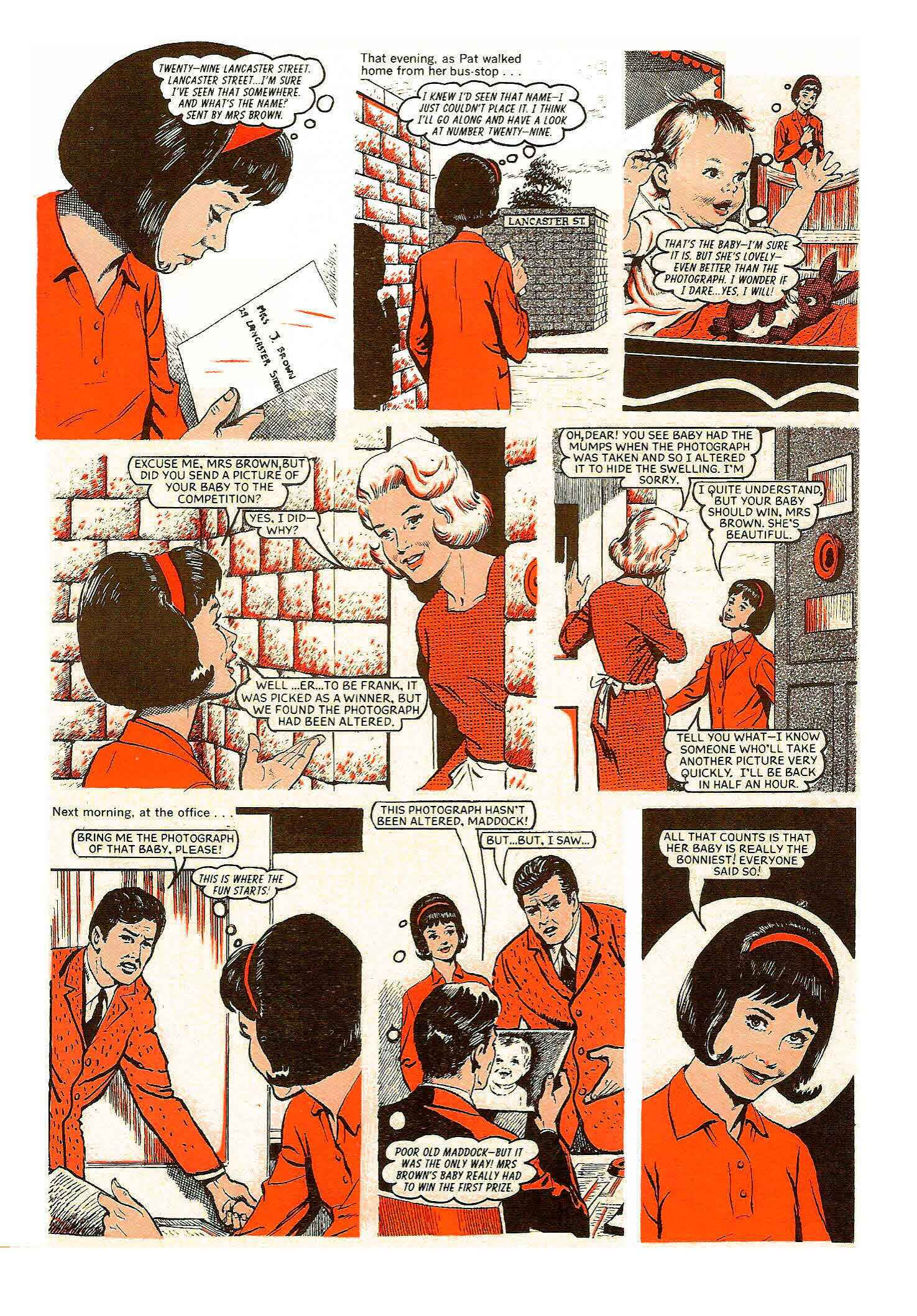 Read online Judy comic -  Issue # _Annual 1 - 100