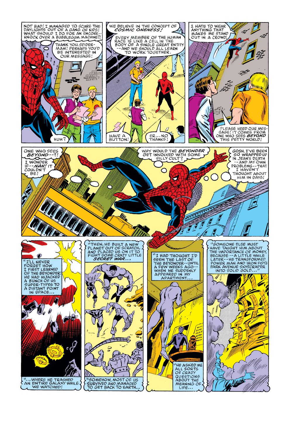 The Amazing Spider-Man (1963) 273 Page 6