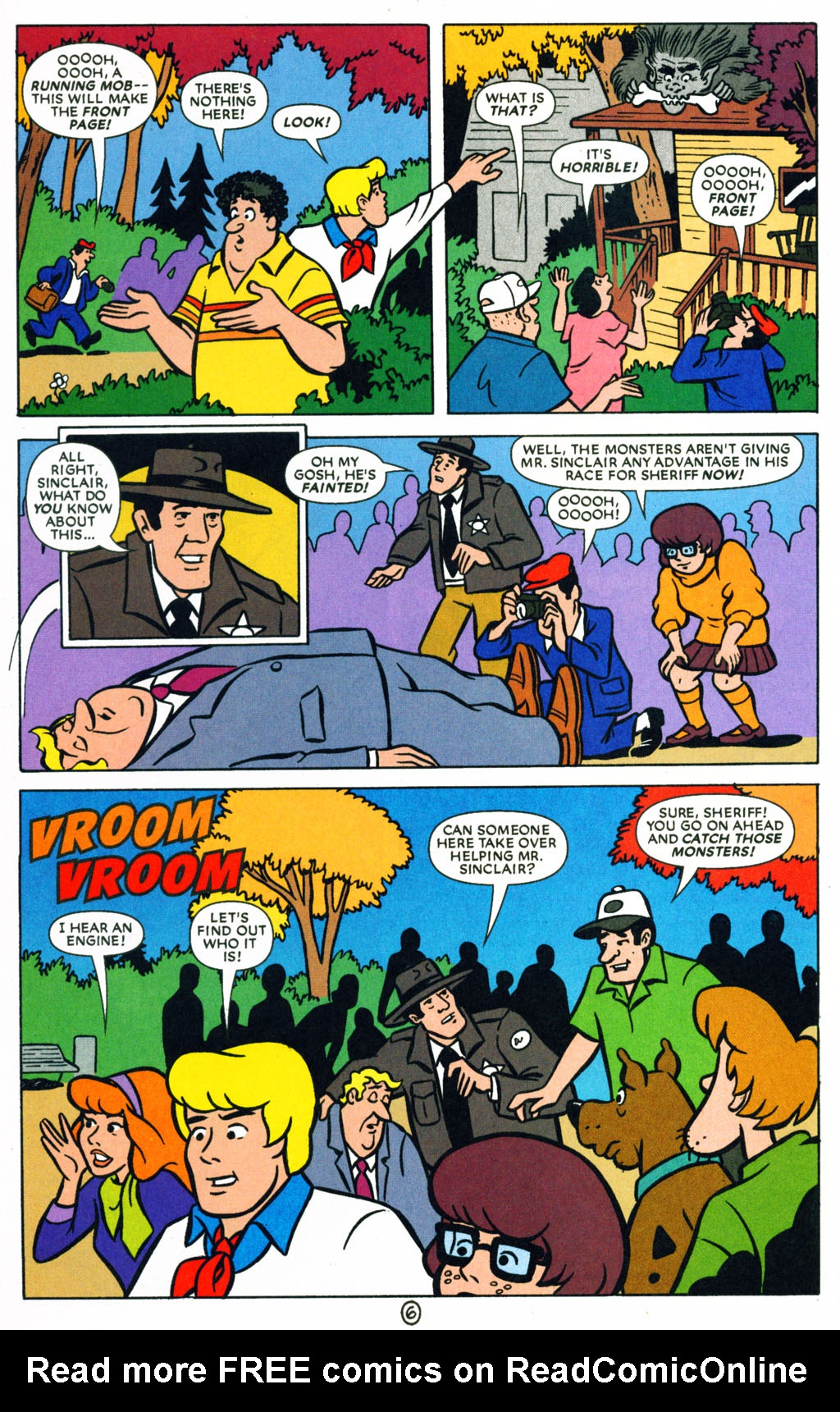Read online Scooby-Doo (1997) comic -  Issue #71 - 19