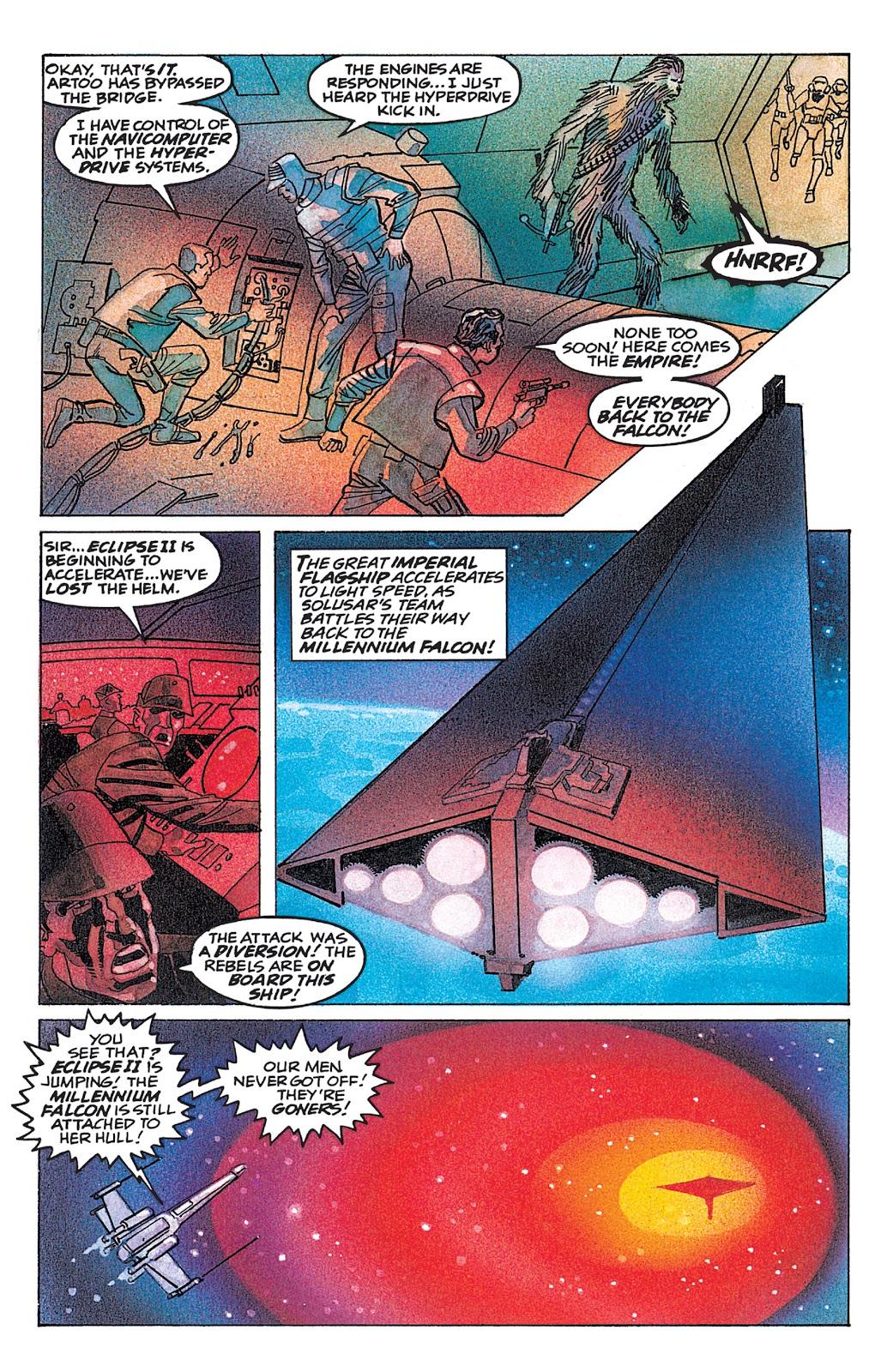 Read online Star Wars: Dark Empire Trilogy comic -  Issue # TPB (Part 4) - 54