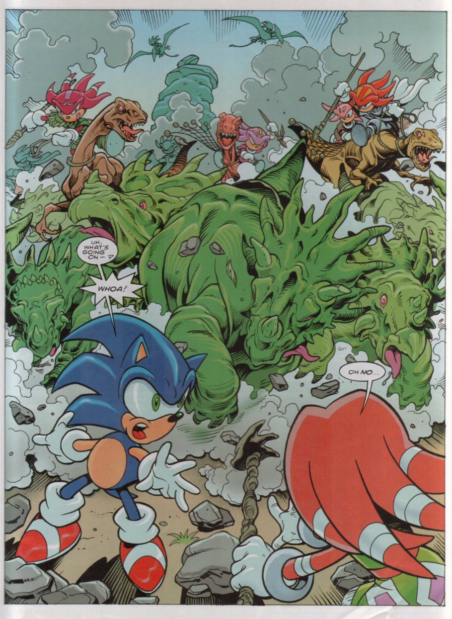 Read online Sonic the Comic comic -  Issue #179 - 5