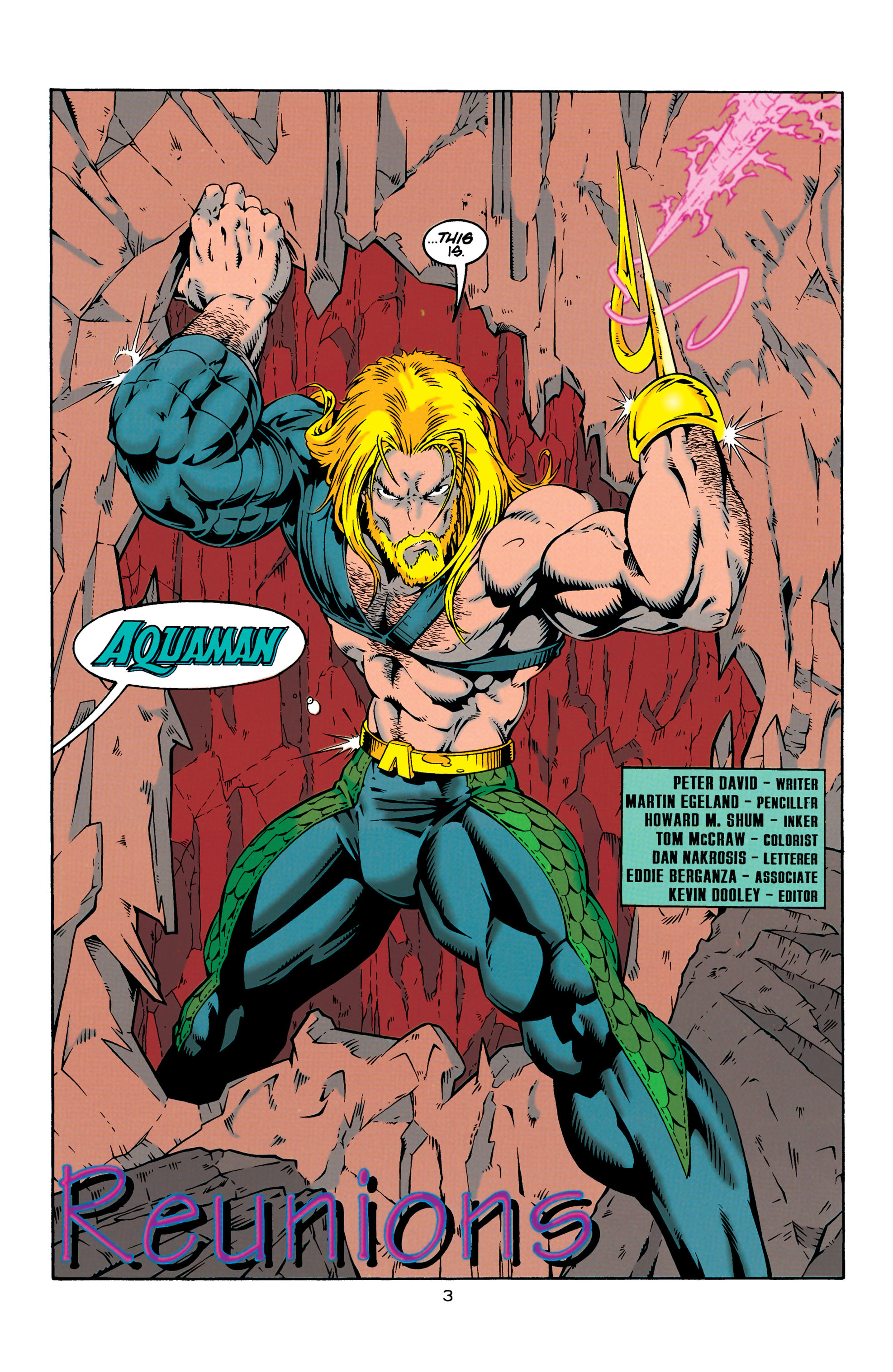 Read online Aquaman (1994) comic -  Issue #22 - 4