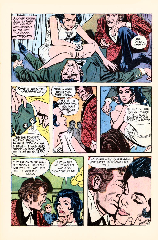 Read online Wonder Woman (1942) comic -  Issue #196 - 15