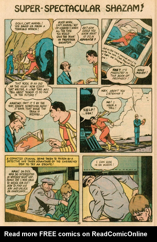 Read online Shazam! (1973) comic -  Issue #14 - 26