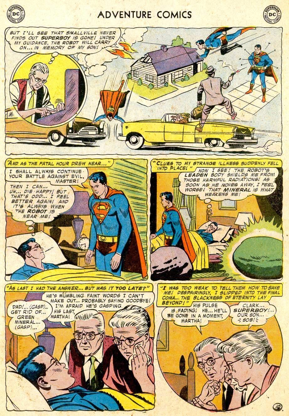 Read online Adventure Comics (1938) comic -  Issue #251 - 12