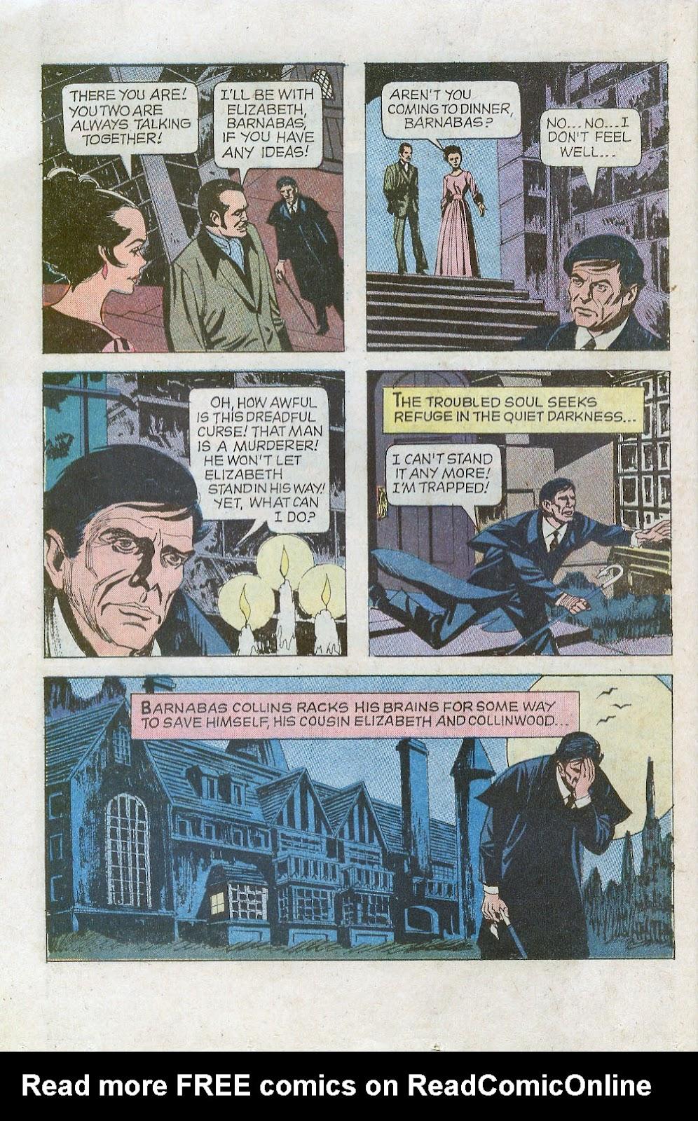 Dark Shadows (1969) issue 18 - Page 26