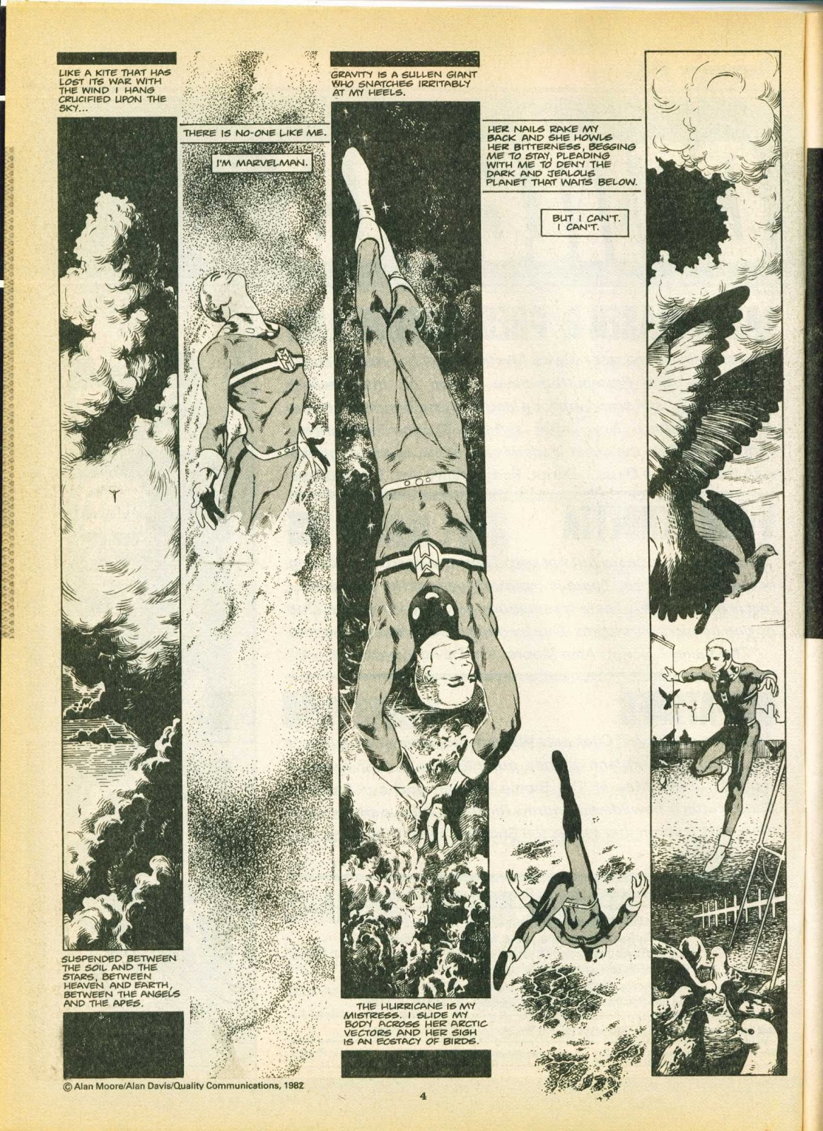 Warrior Issue #8 #9 - English 4
