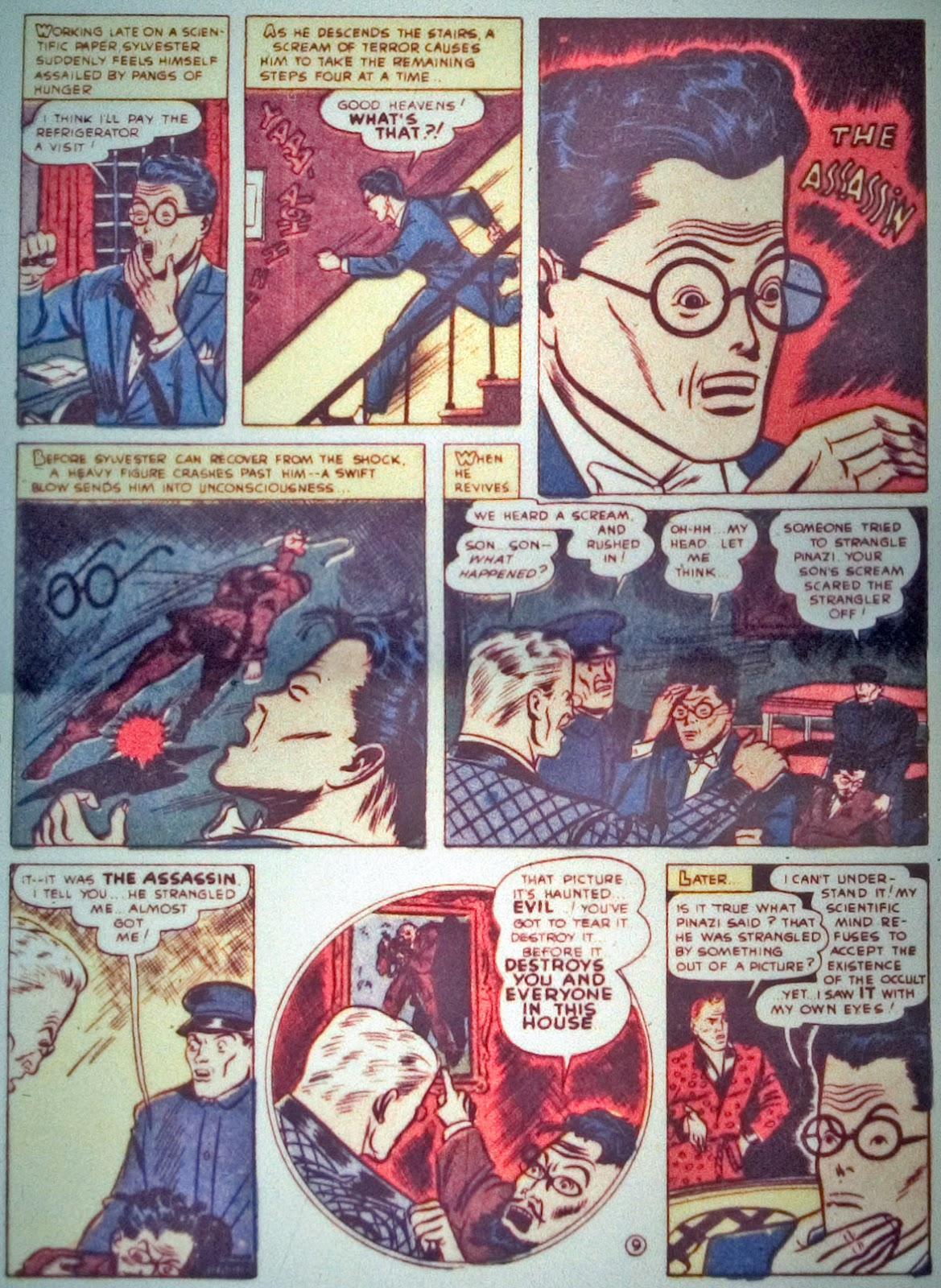 Star Spangled Comics (1941) issue 7 - Page 62