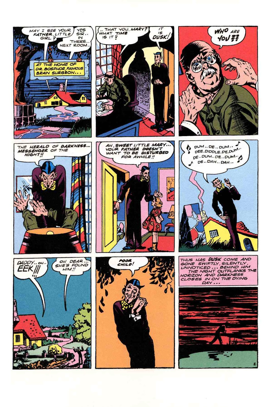 Read online Will Eisner's The Spirit Archives comic -  Issue # TPB 2 (Part 2) - 86
